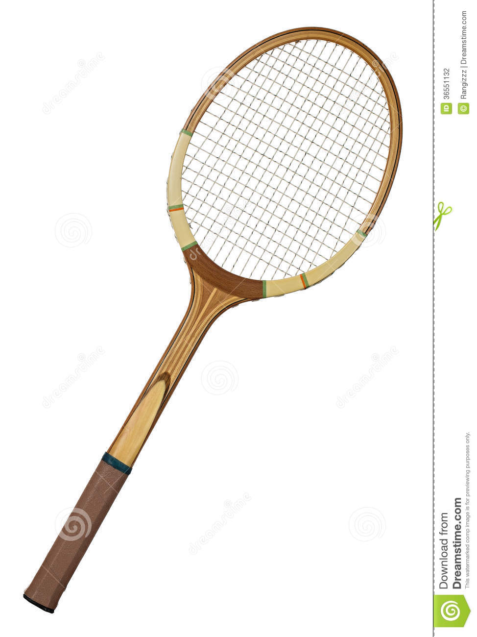 vintage tennis racket stock photo image of gear  oval tennis racquet clipart tennis racket clip art b&w