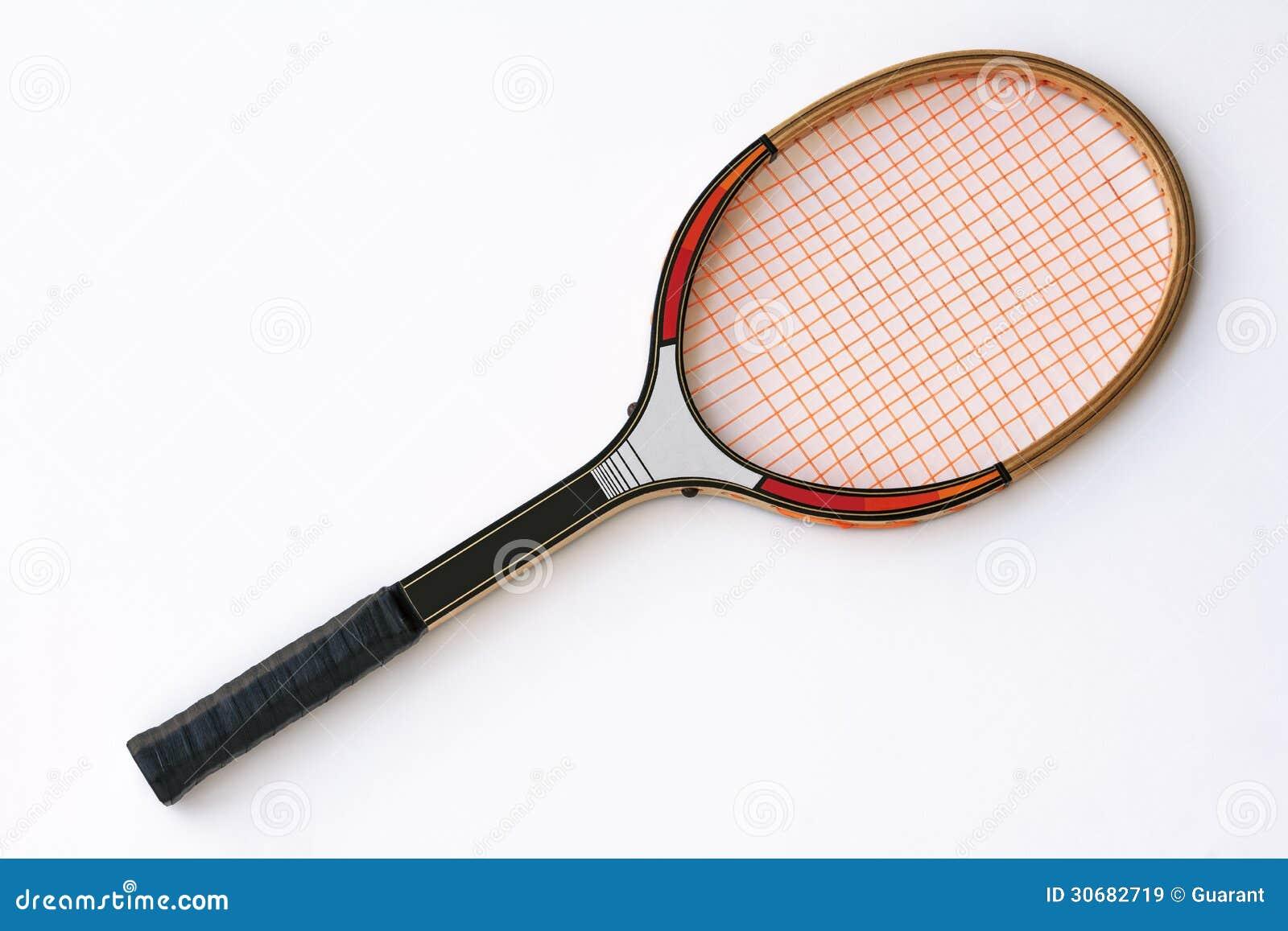 Tennis racket vintage