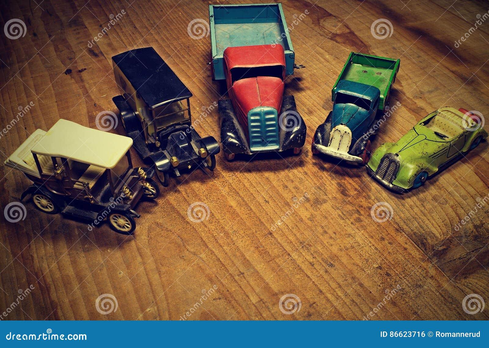 Classic Toys For Boys : Cars design cartoon vector cartoondealer