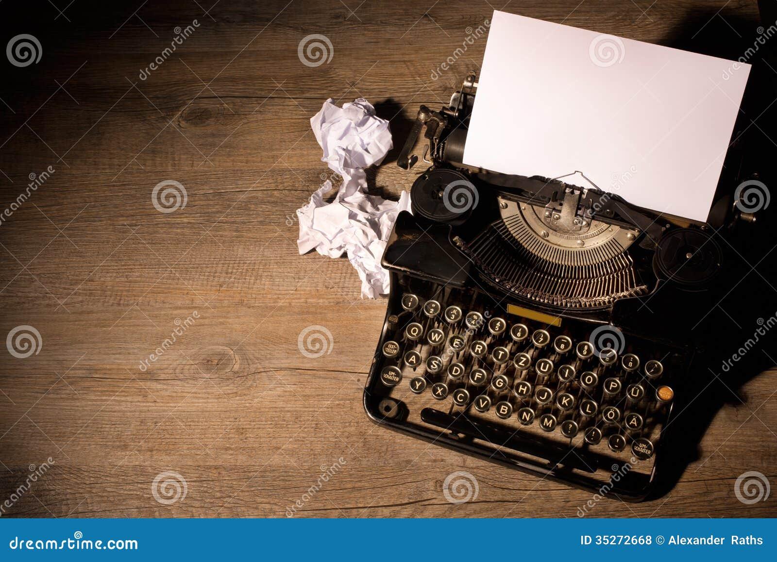 Vintage Typewriter Roy... Vintage Typewriter Paper Photography