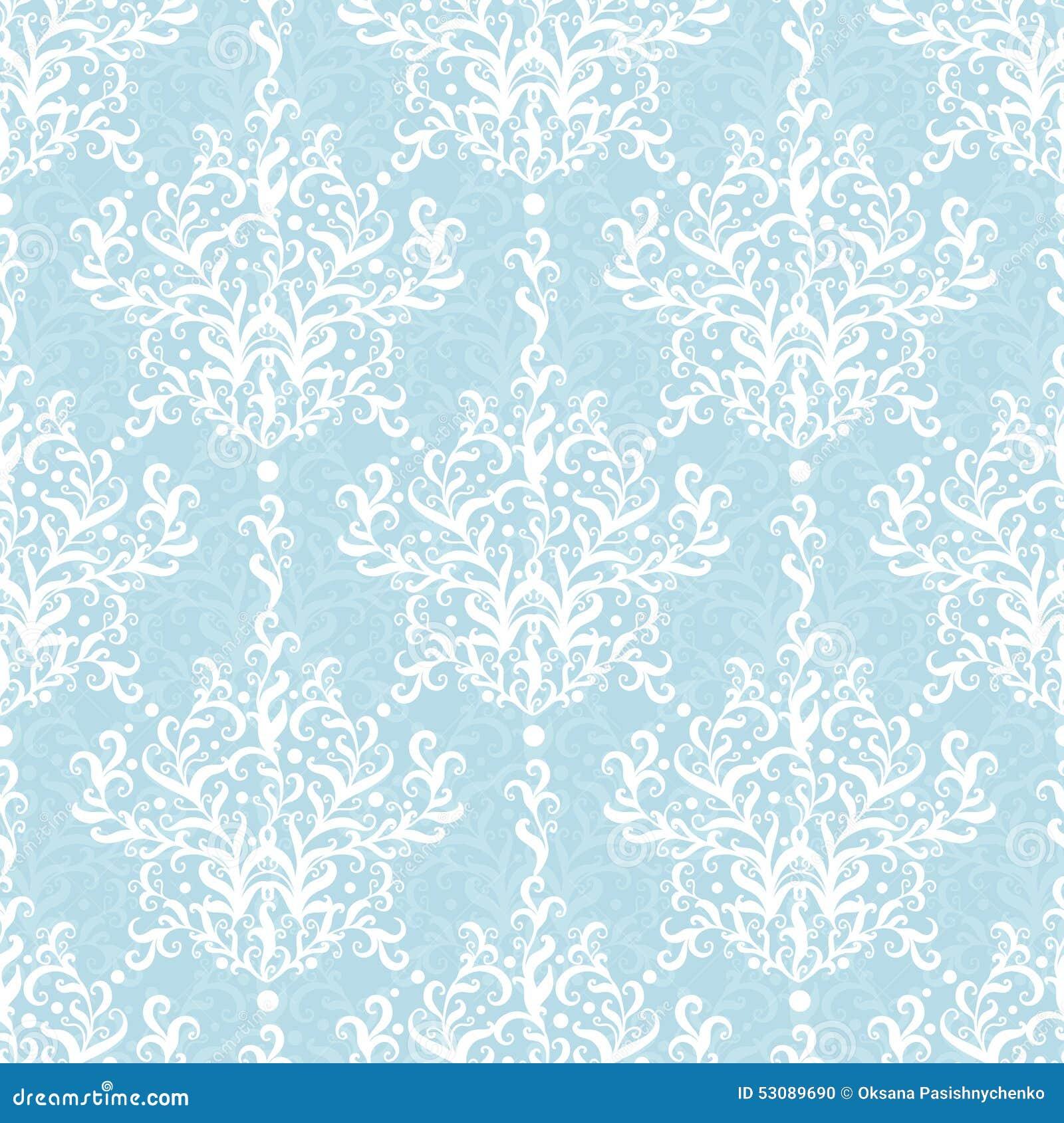 light blue damask background wwwimgkidcom the image