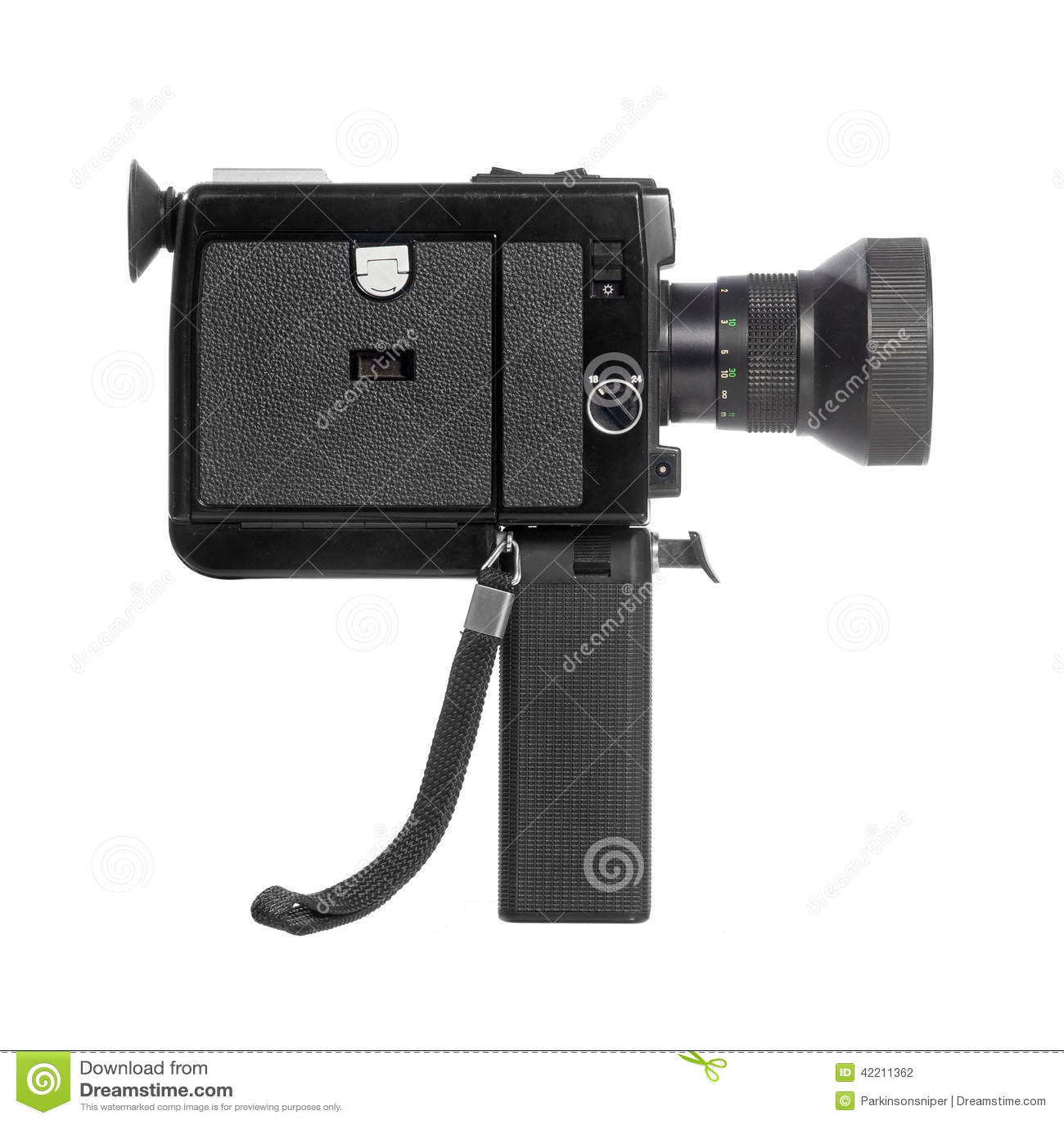 0195 retro vintage camcorder 8mm movie photo montage naked - 5 3