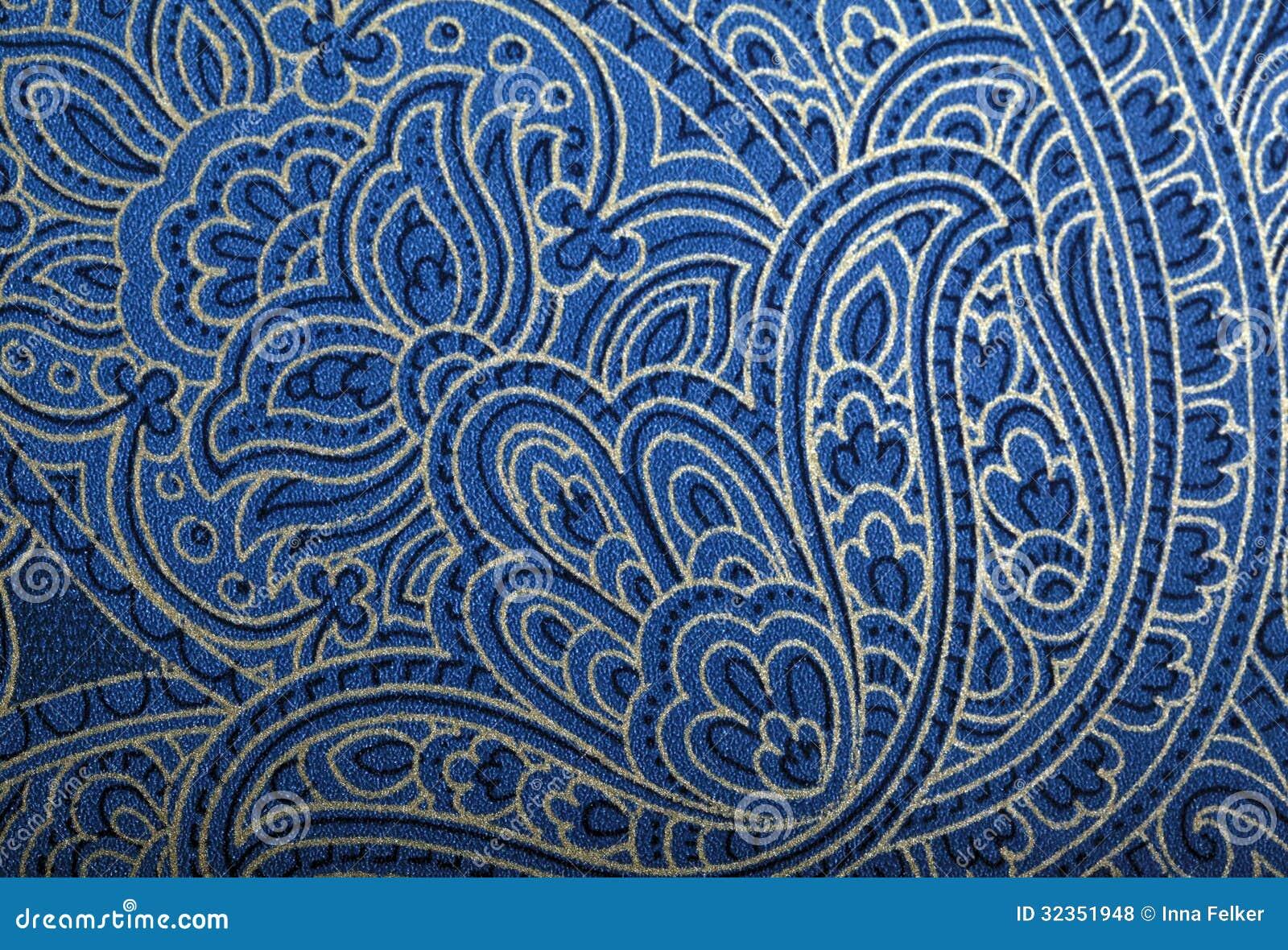 Vintage wallpaper with vignette pattern royalty free stock photos image 32 - Papier peint vintage bleu ...