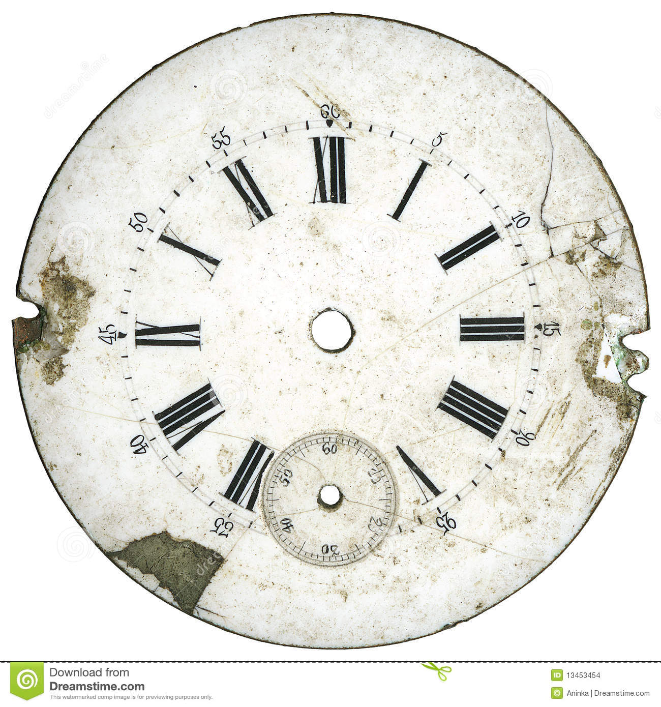 Vintage Watch Dial 3 Stock Photo Image Of Analog Edge