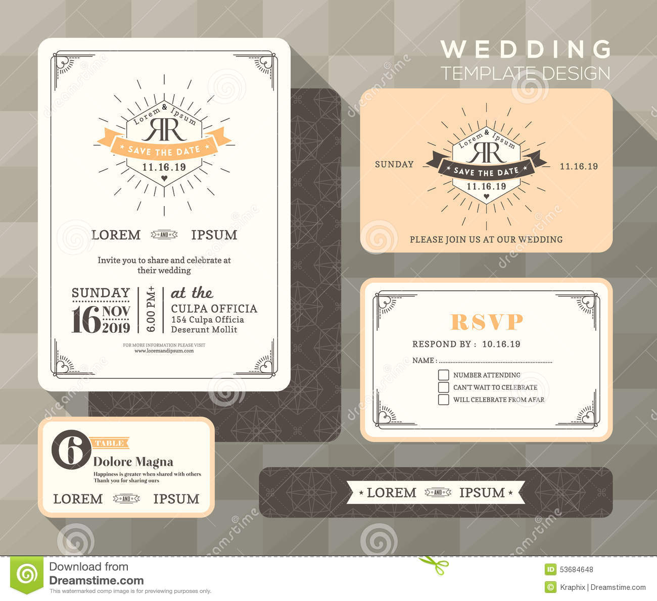 Save The Date Invitation Templates is perfect invitation example