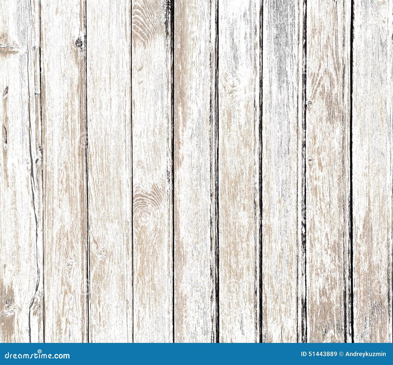 Vintage White Old Wood Background Stock Photo Image