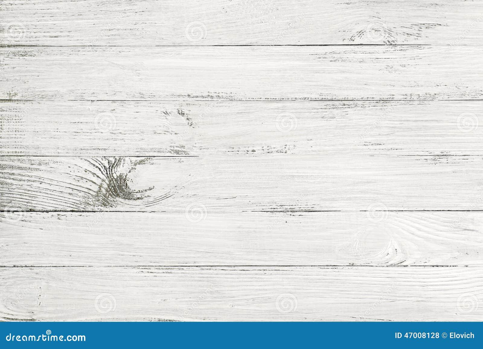 Vintage White Wooden Texture Stock Photo - Image: 47008128