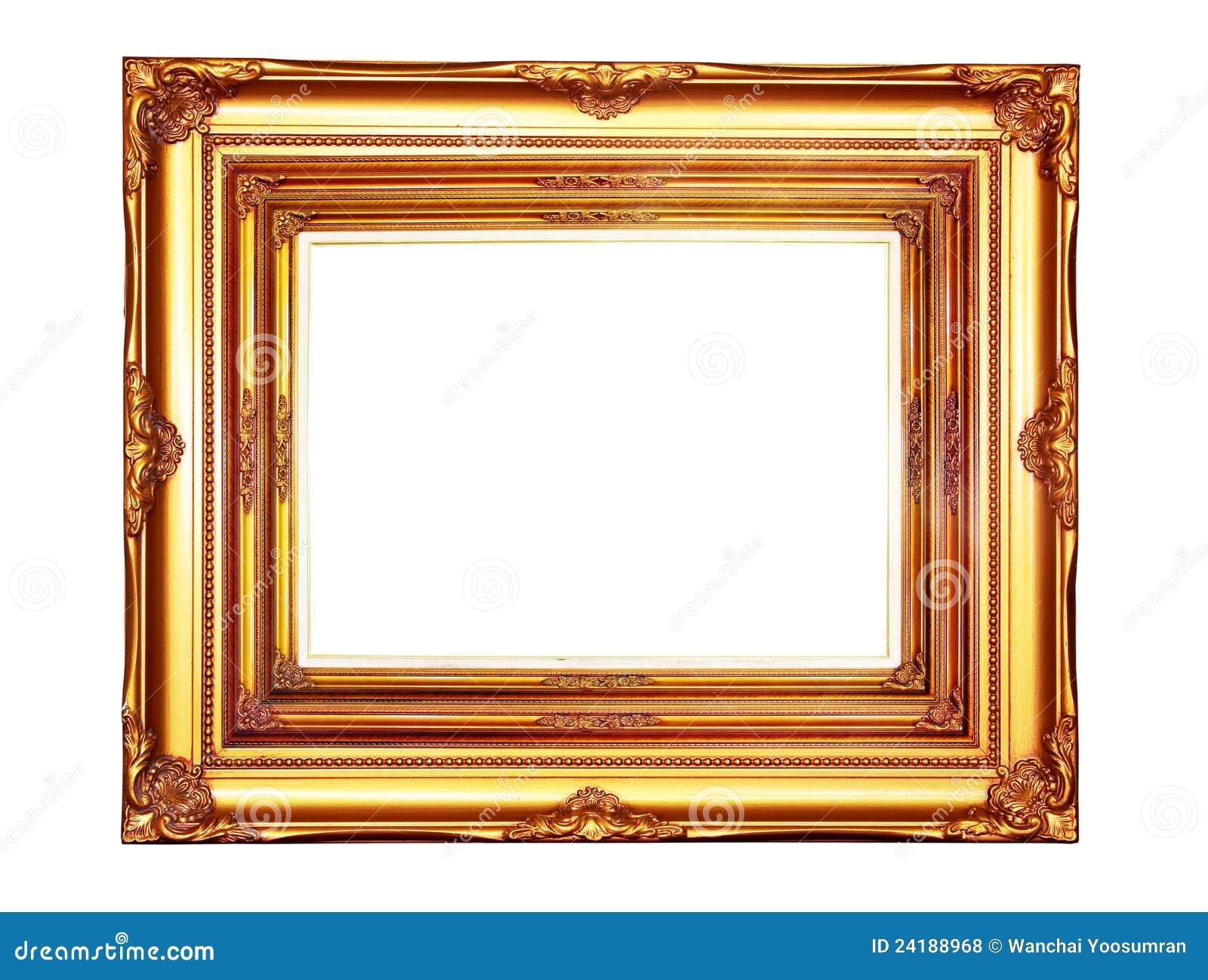 Vintage Wood Frame : Vintage Wood Photo Frame Royalty Free Stock Photos - Image: 24188968