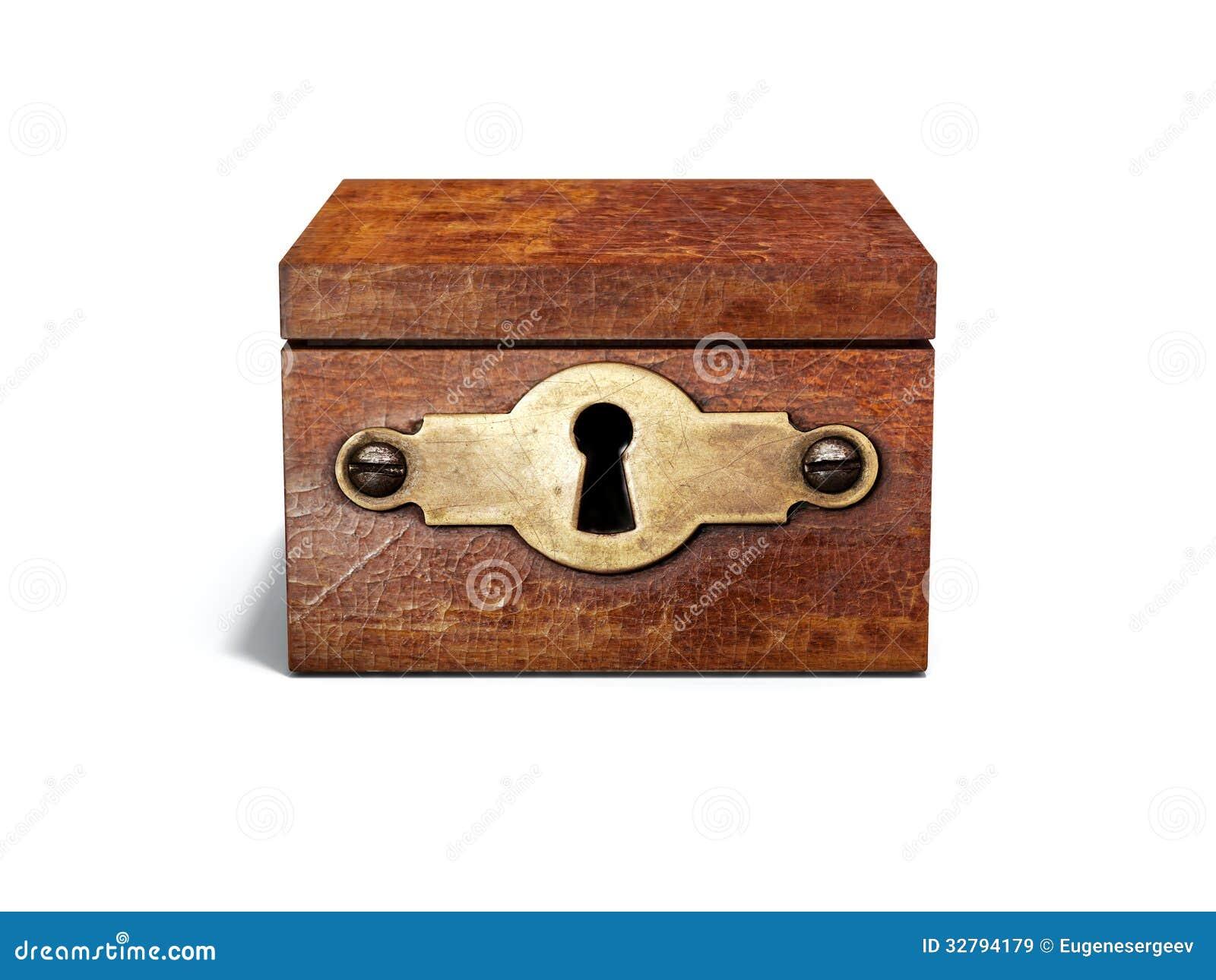Box With Lock And Key India Emergency Key Boxes Big Size  : vintage wooden box metal keyhole decorative isolated white 32794179 from www.checkoutethiopia.com size 1300 x 1065 jpeg 114kB