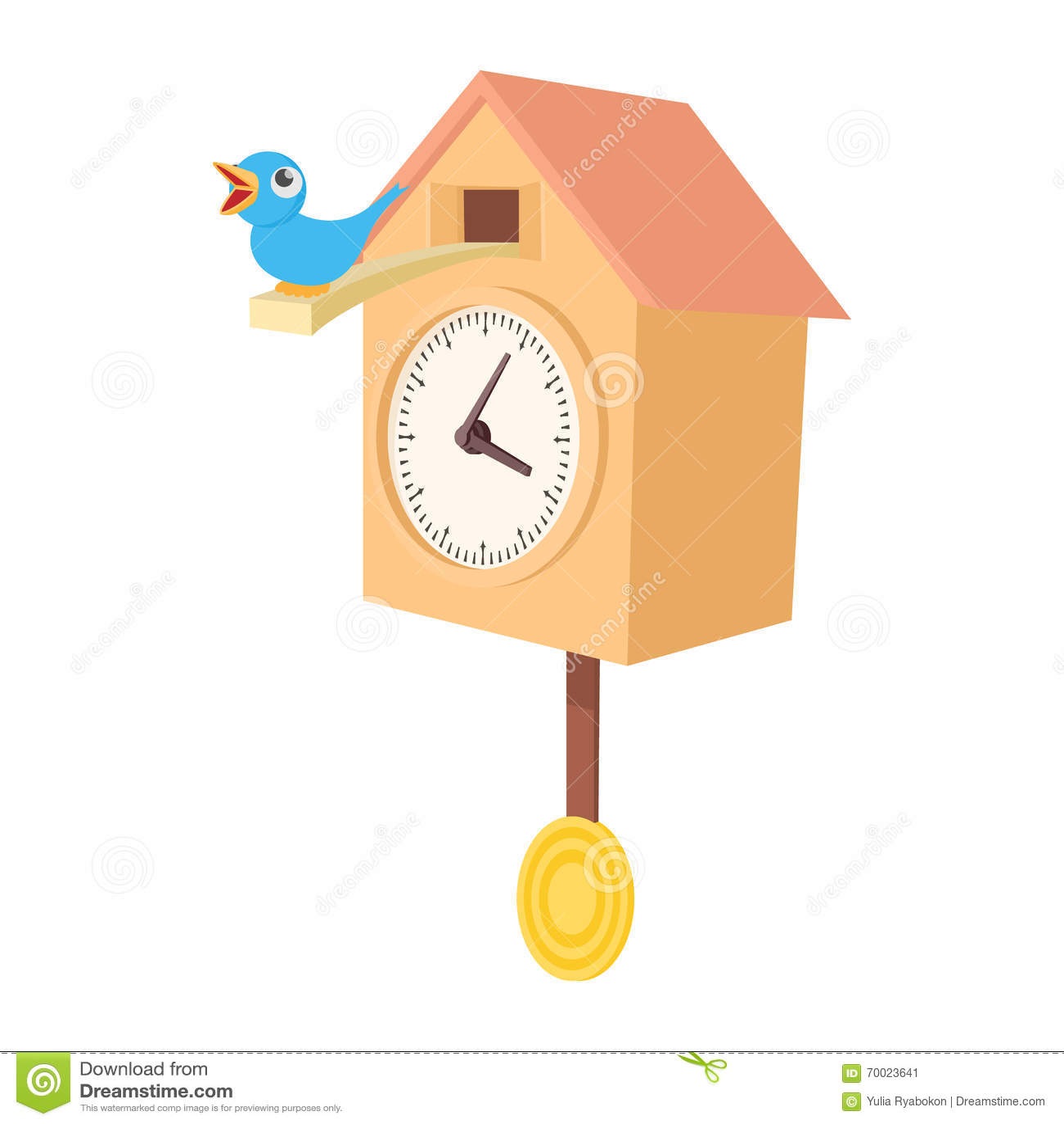 vintage wooden cuckoo clock icon  cartoon style stock clipart horse racing winners circle clip art horseshoe template