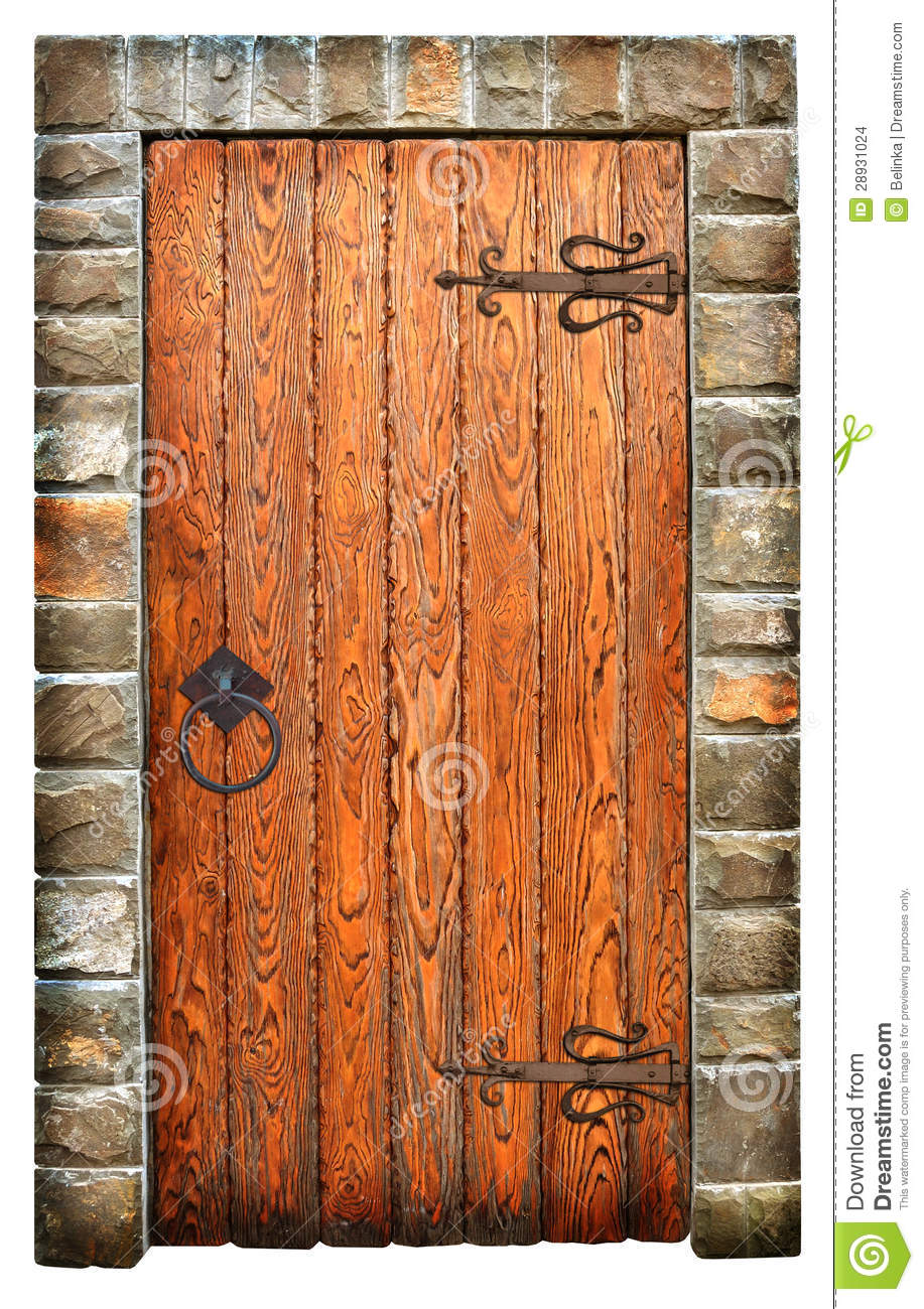 Vintage Wooden Door Photo Album - Woonv.com - Handle idea