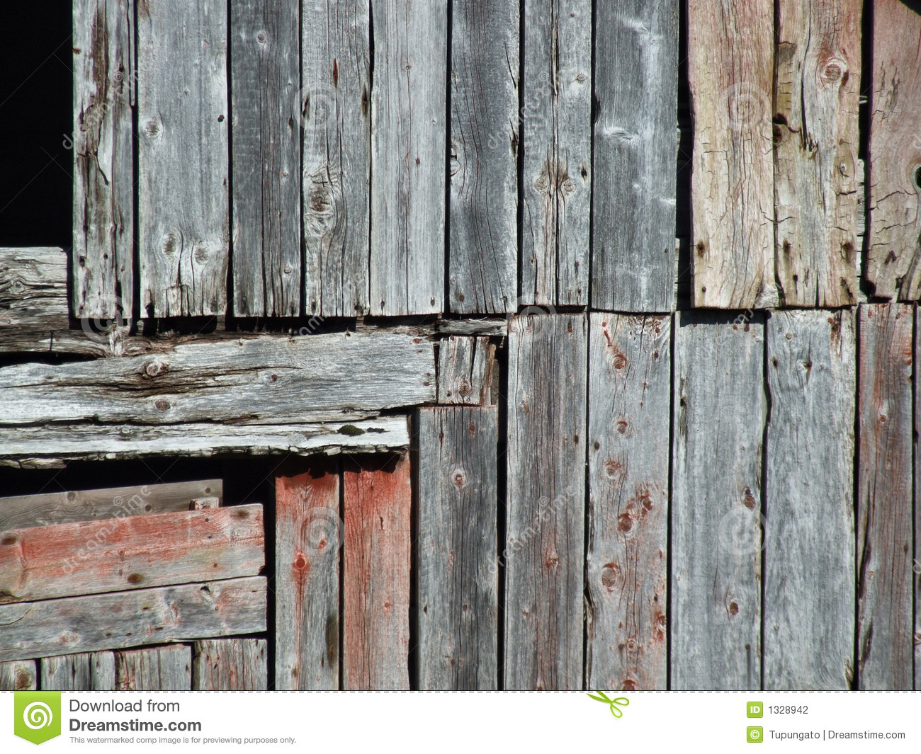 Vintage Wooden Wall Decay Stock Photography Image 1328942