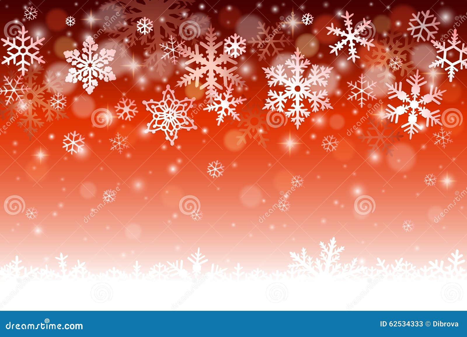 Vinter för illustration för bakgrundsjuldesign
