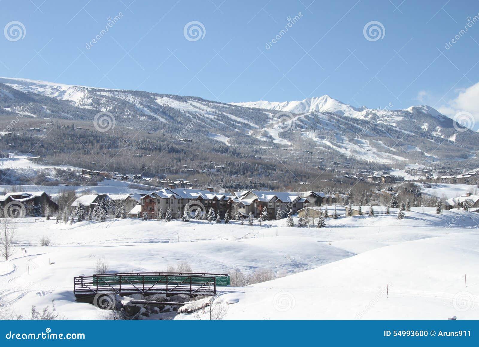 Vinter på aspen