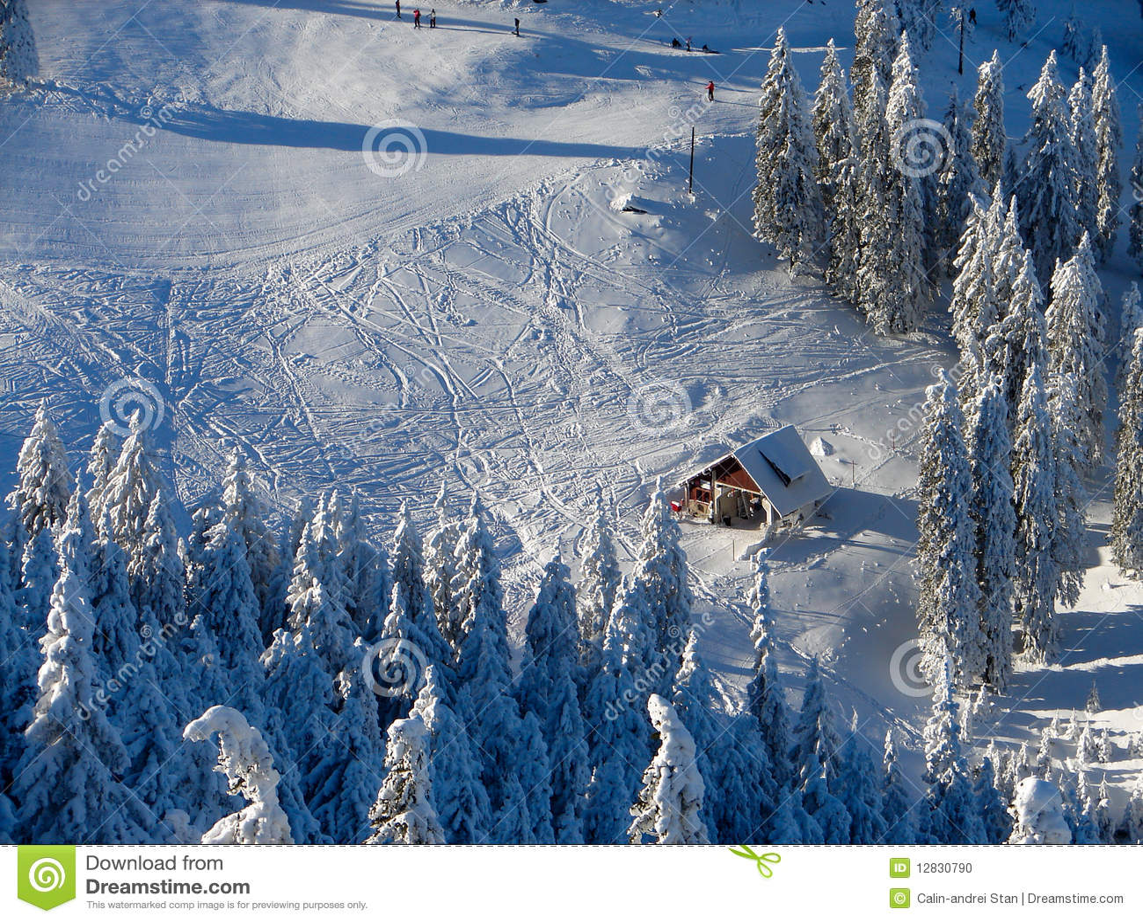 Vinterkabin