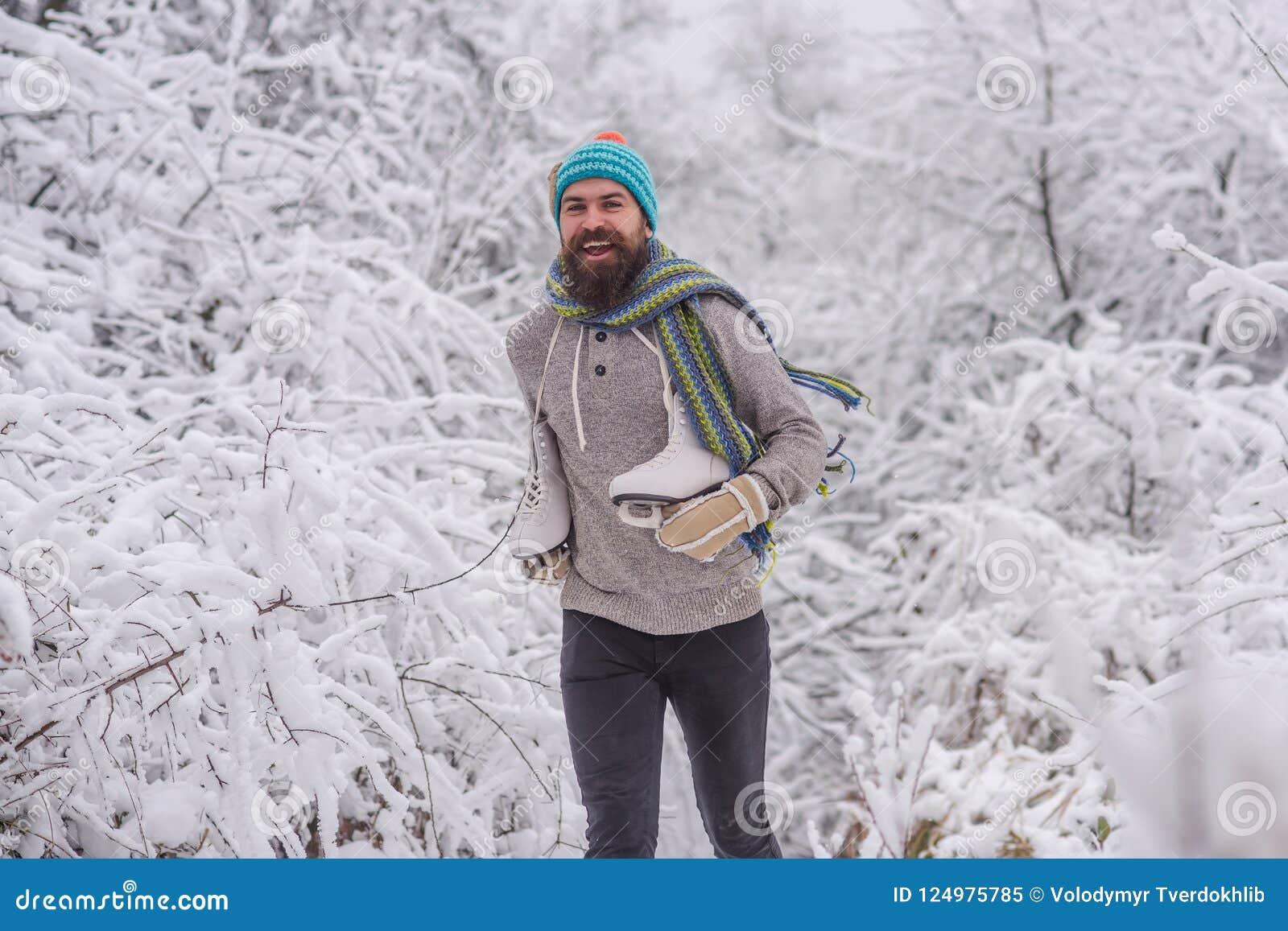 Vintersporten och vilar, jul