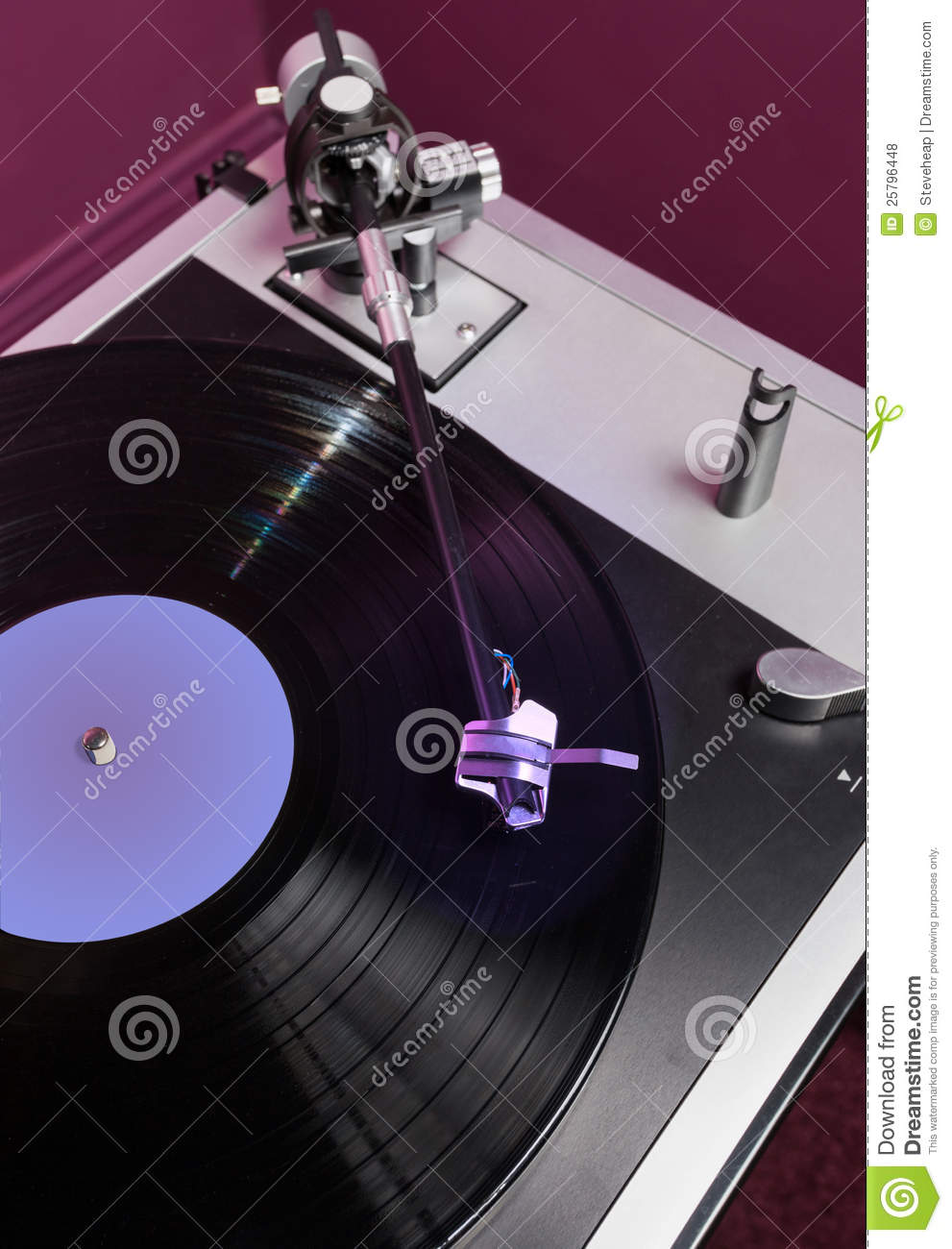 how to tell if a vinyl record is analog