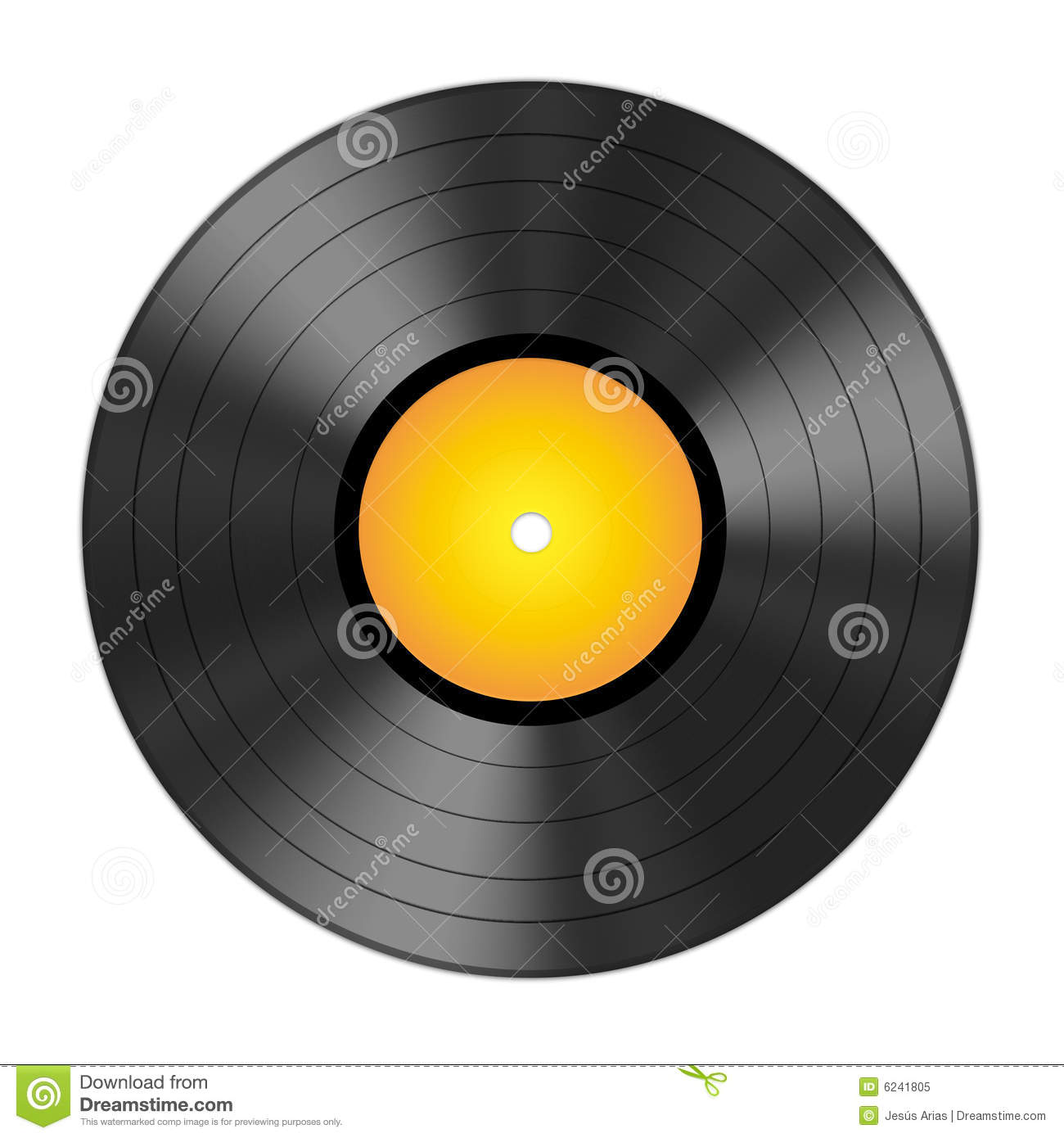Vinyl Disc Long Play Royalty Free Stock Photo - Image: 6241805