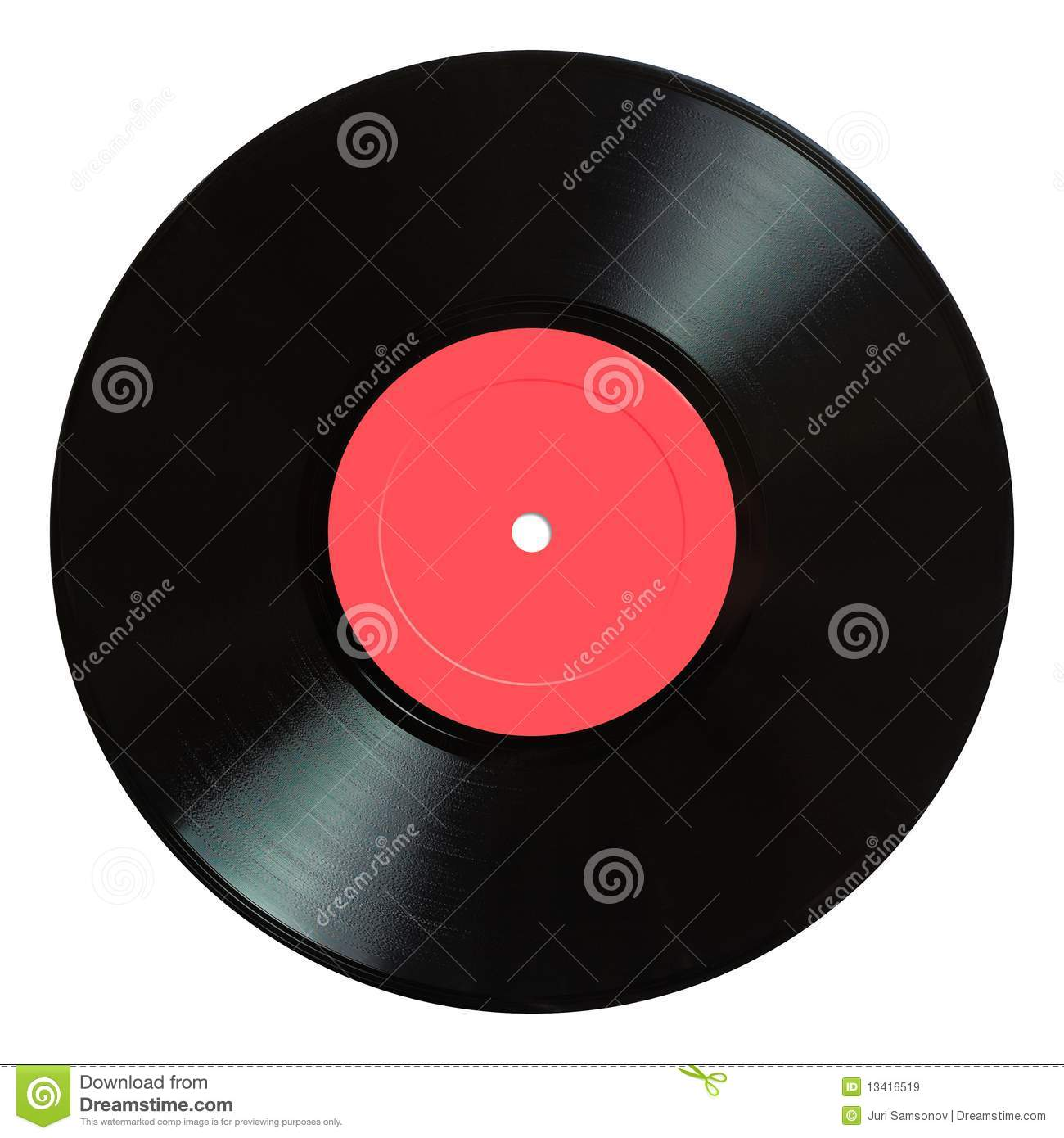 Vinyl Record Royalty Free Stock Images Image 13416519