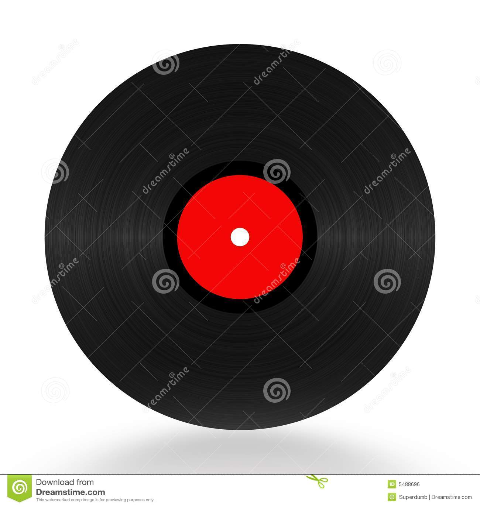 Vinyl Record 33 Rpm Royalty Free Stock Image Image 5488696