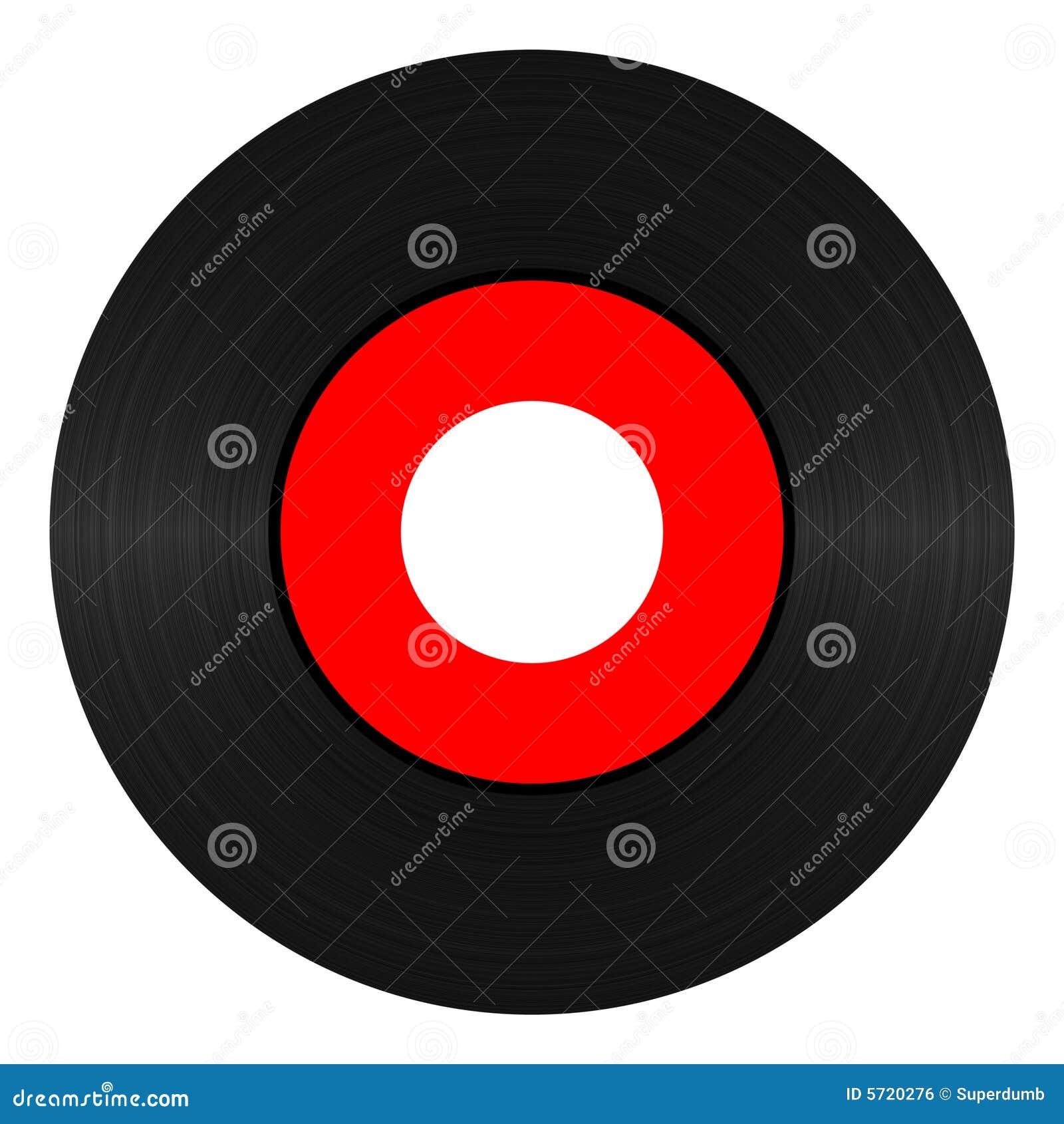 Vinyl Record 45 Rpm Royalty Free Stock Image Image 5720276