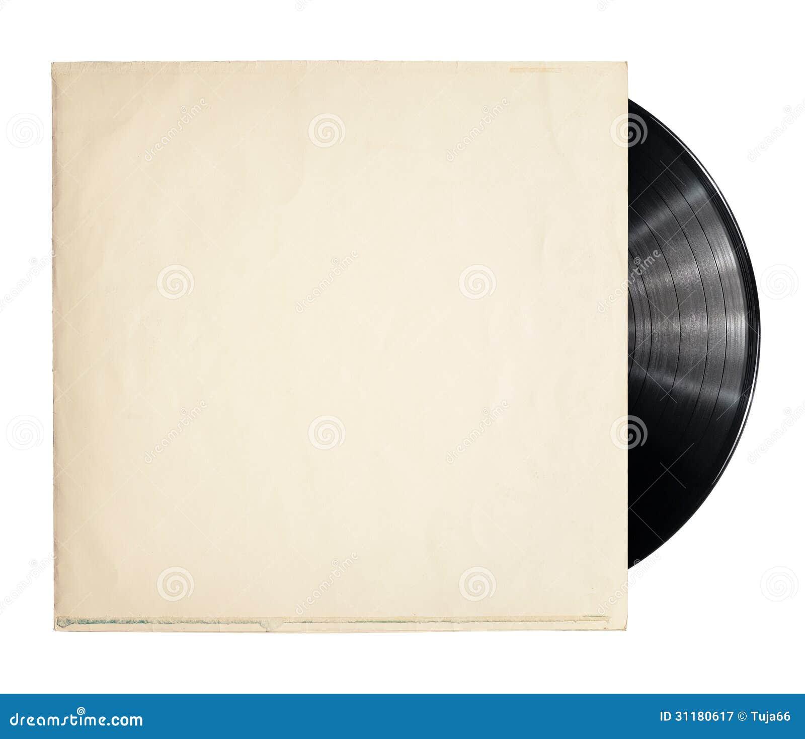 Vinyl Record Travel Case