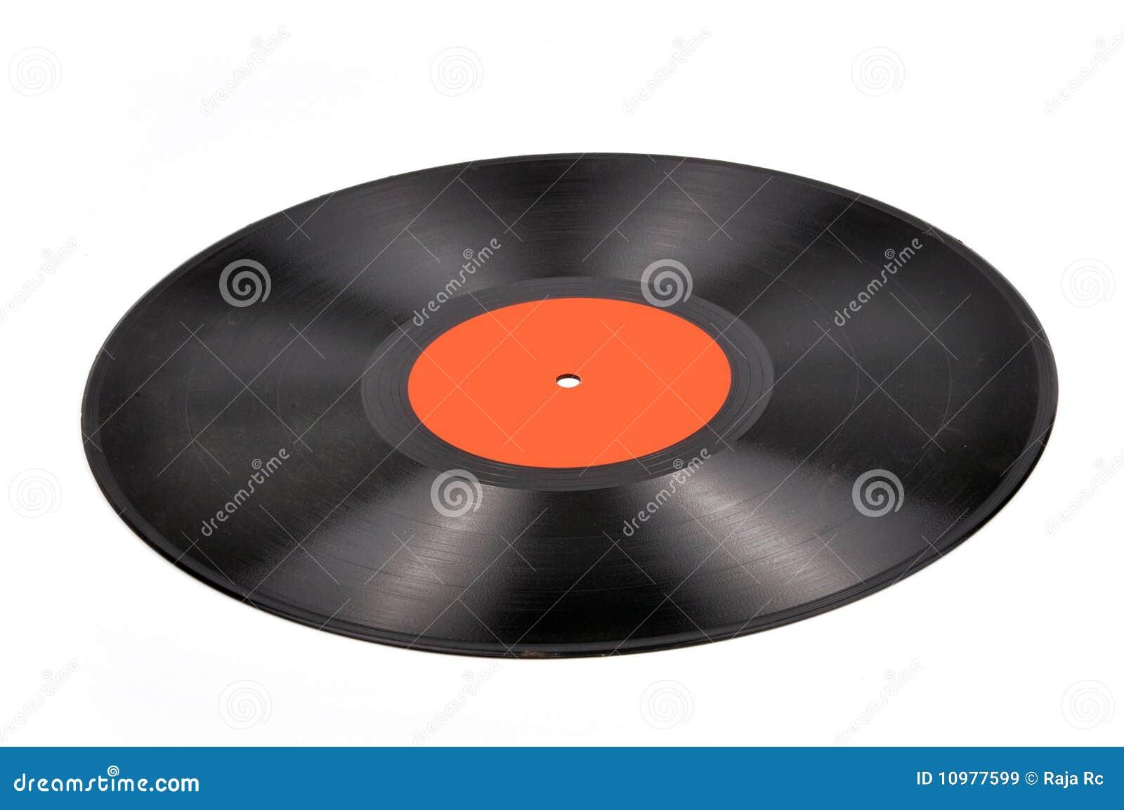 Vinyl verslag