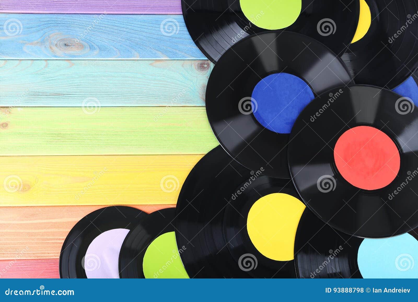Vinylaufzeichnungen