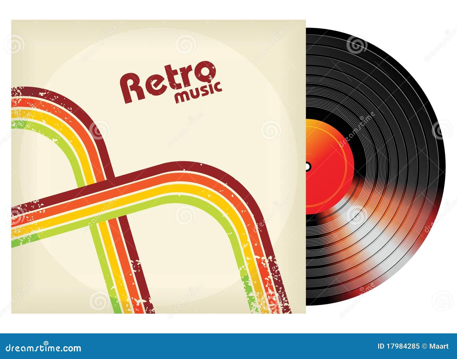 Vinyle Rétro-dénommé