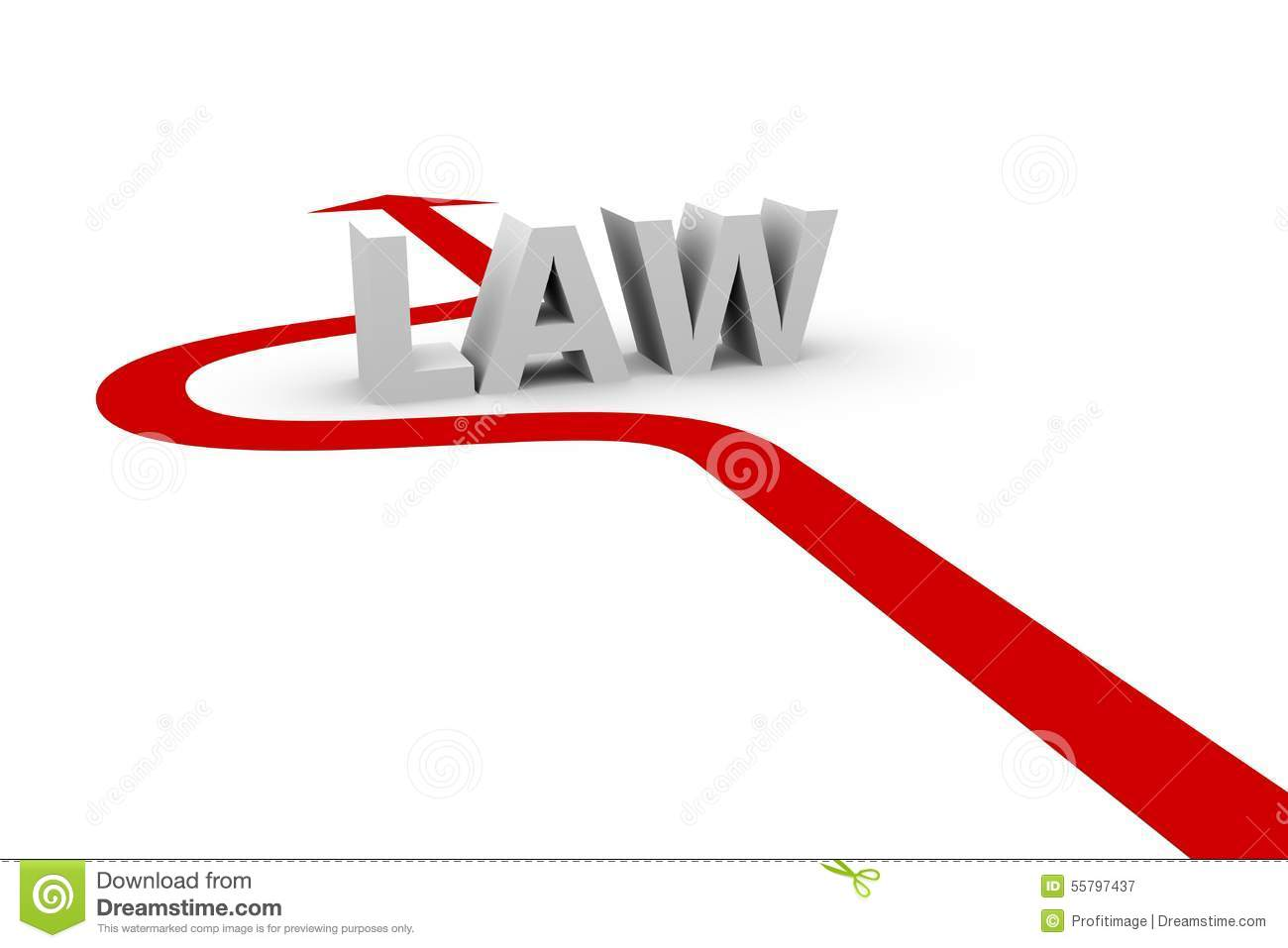 violation-law-red-arrow-passing-word-means-offence-55797437.jpg