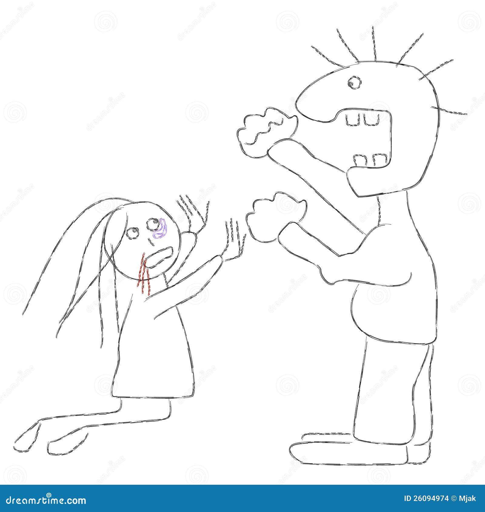 Violencia de familia
