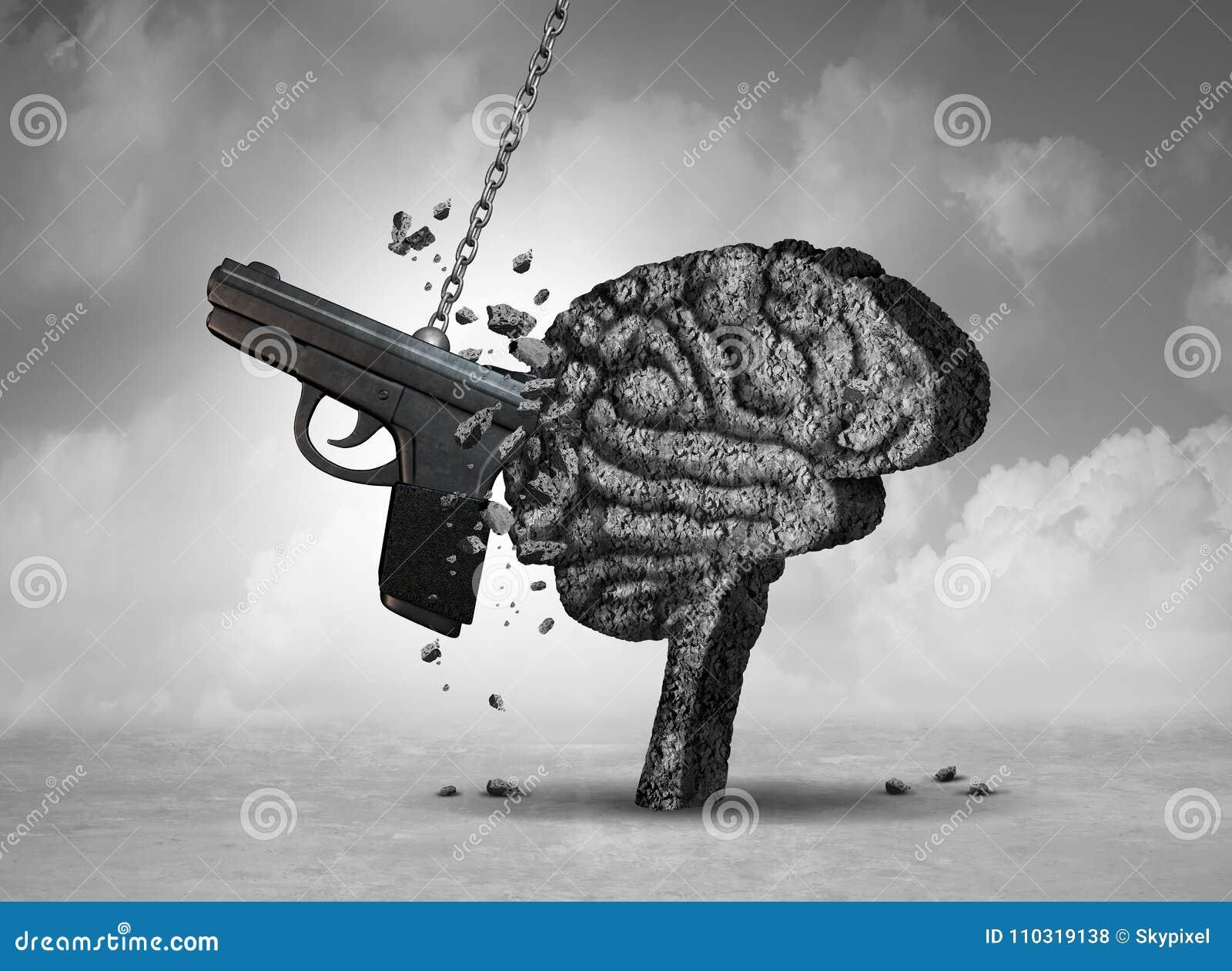 Violenza armata e salute mentale