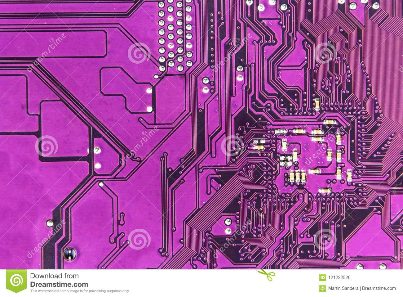 Violet Circuit Board Background Of Computer Motherboardcomputer Textures Pinterest Chip Electronics Motherboard High Tech Texture And