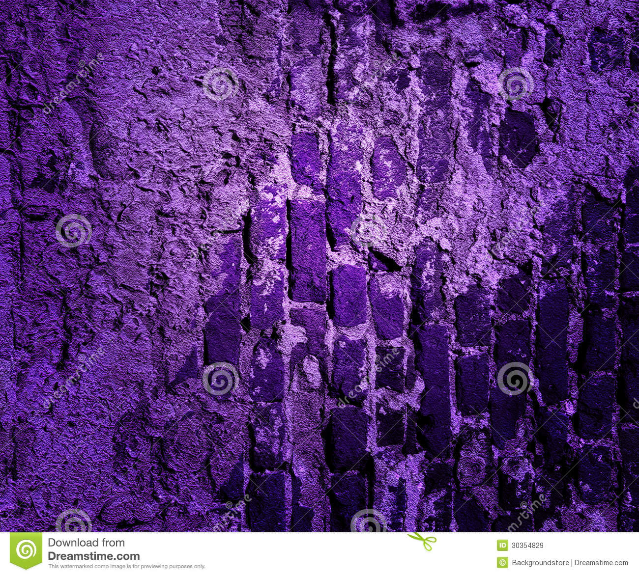 Sad Tumblr Quotes About Love: Violet Grunge Wall Texture Royalty Free Stock Images