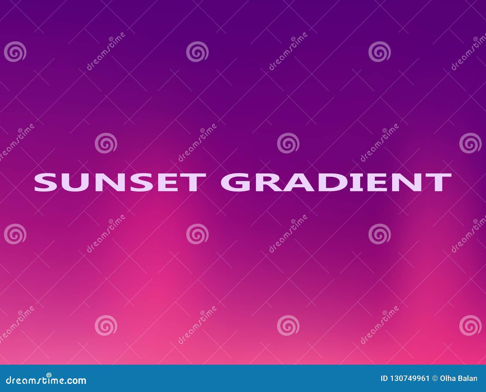 Violet Neon Background