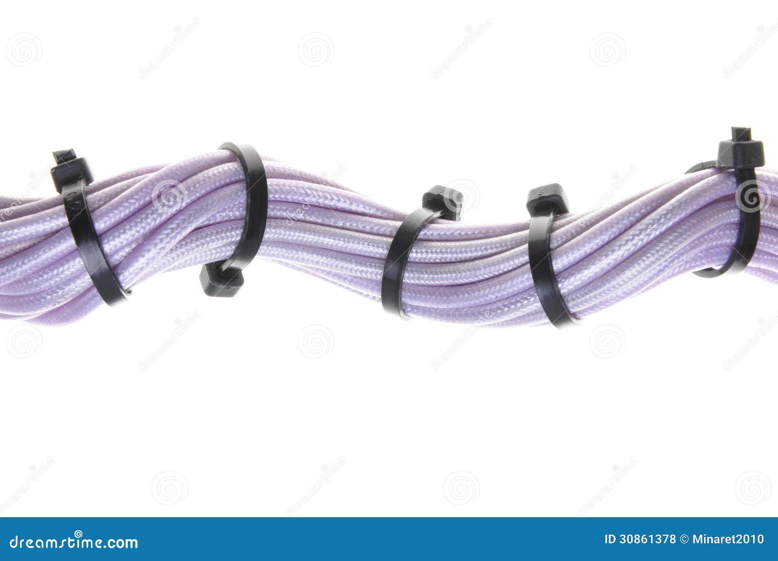 Tolle Elektrische Kabelbinder Bilder - Schaltplan Serie Circuit ...