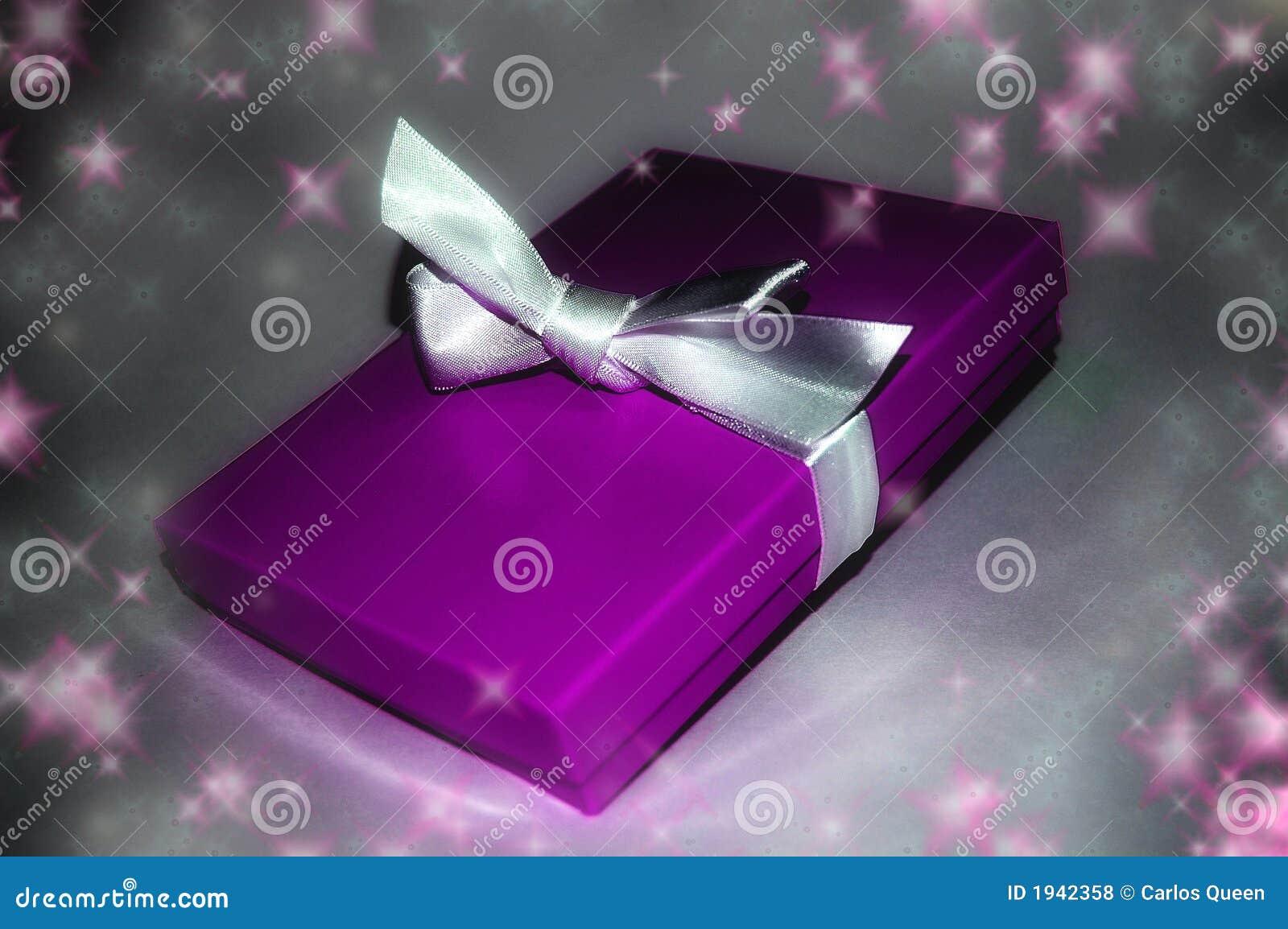 Violettes Geschenk