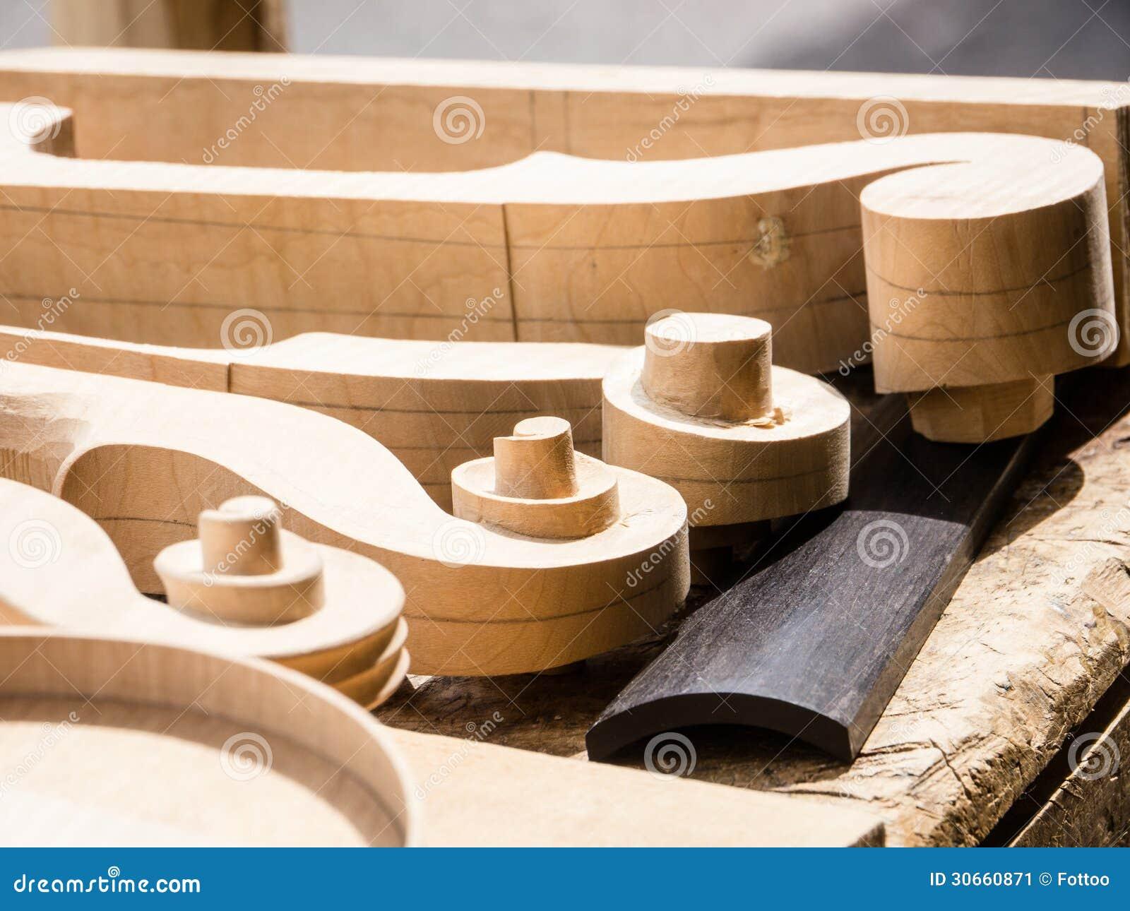 violin scrolls stock image image 30660871. Black Bedroom Furniture Sets. Home Design Ideas