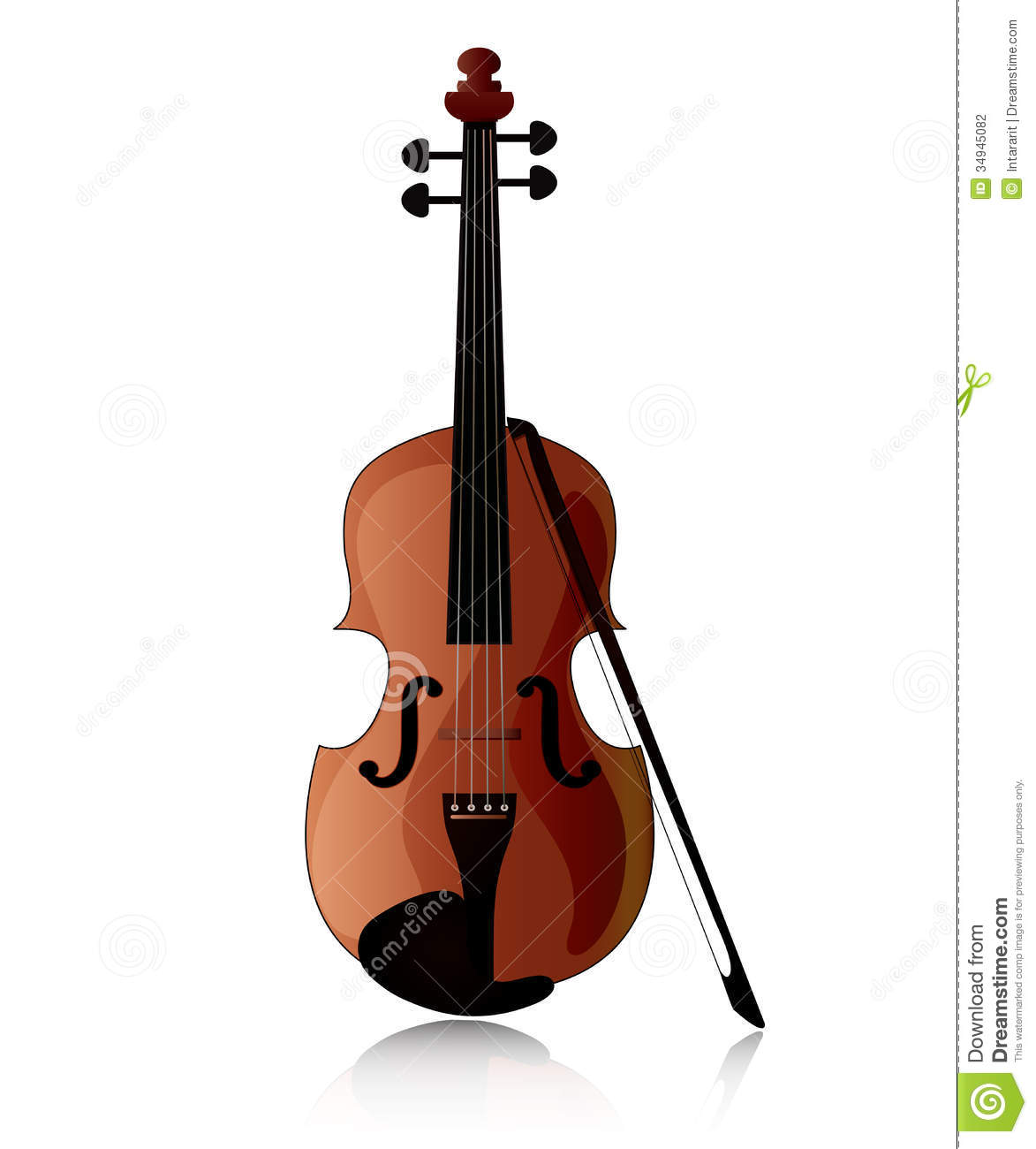 Violin Stock Photography - Image: 34945082