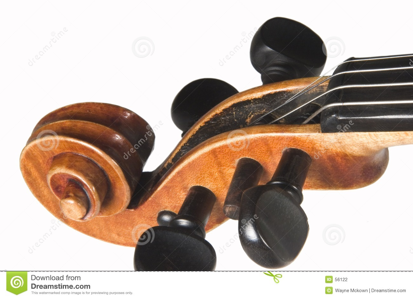 Violinentriebwerkgestell