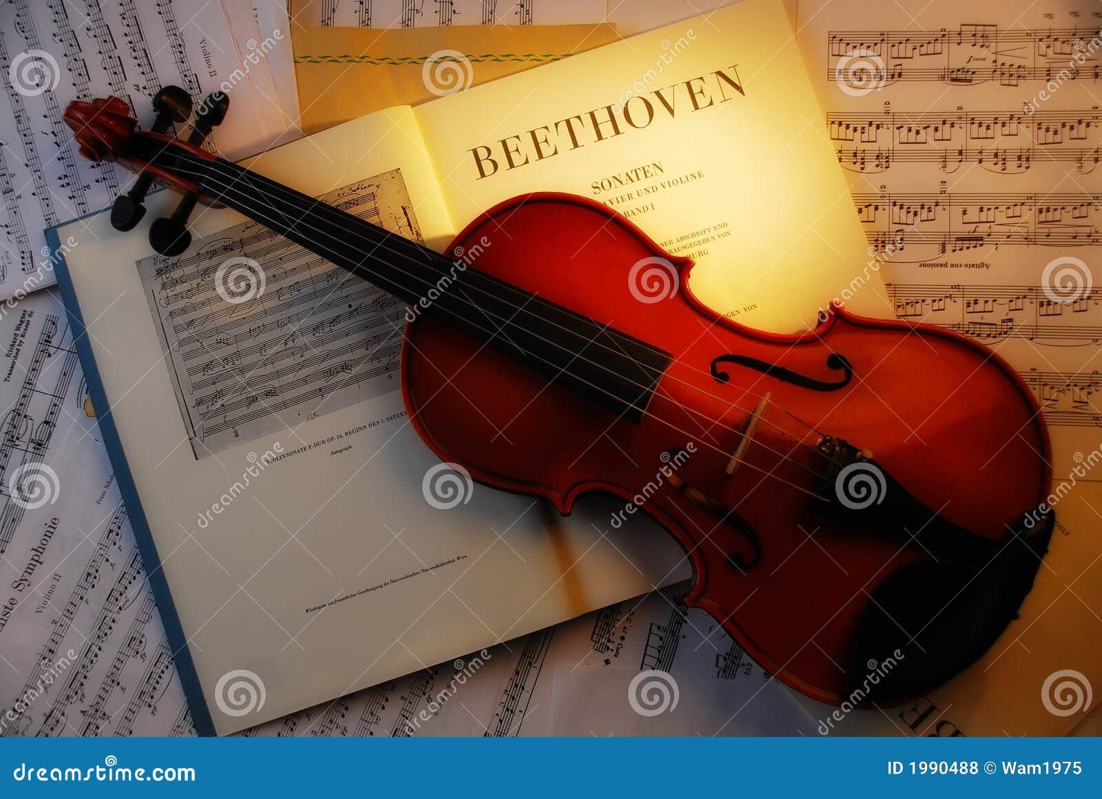 VIOLINO (Beethoven 4)