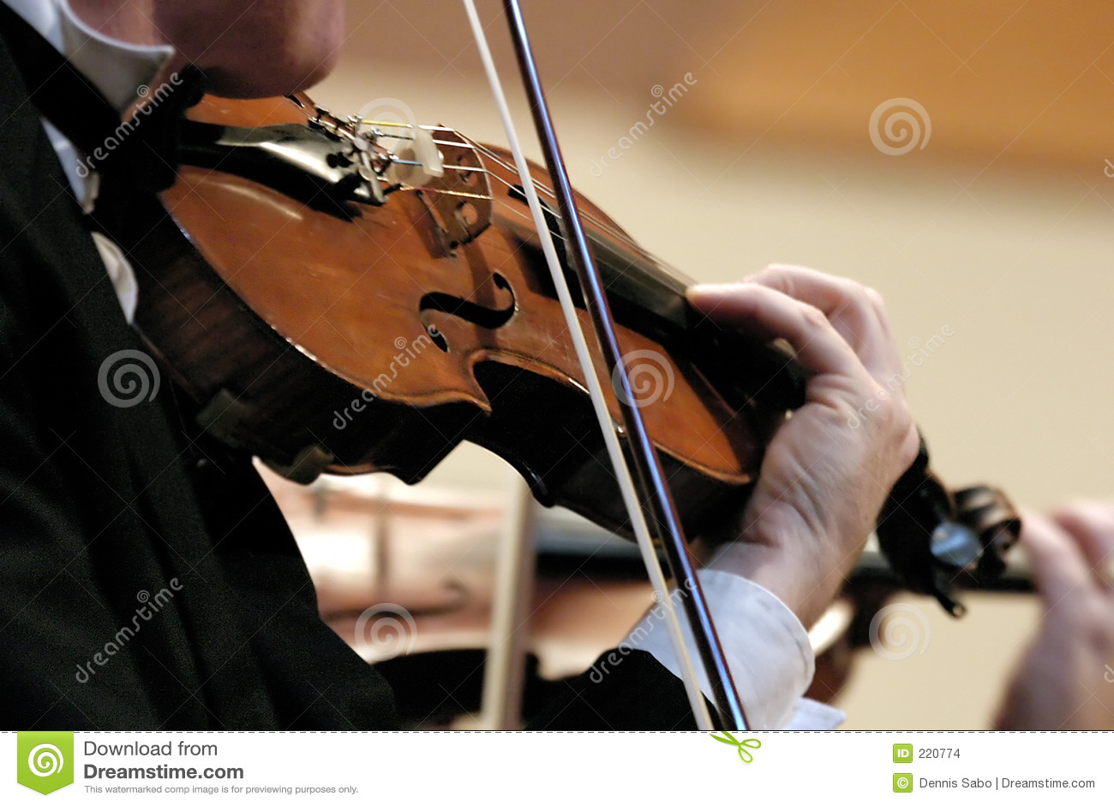 Violino da sinfonia