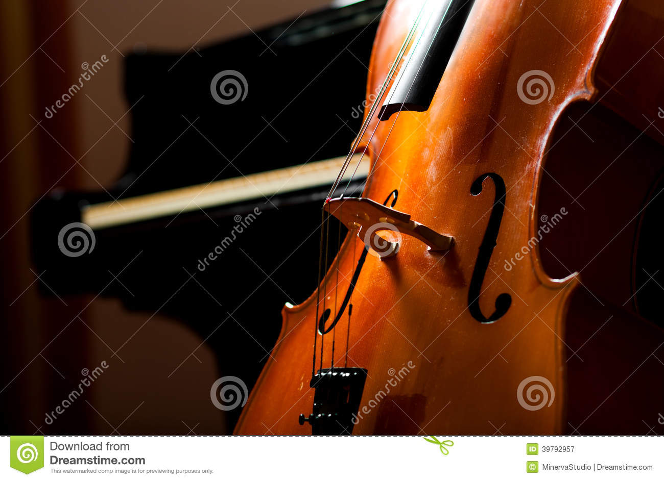 Violoncell