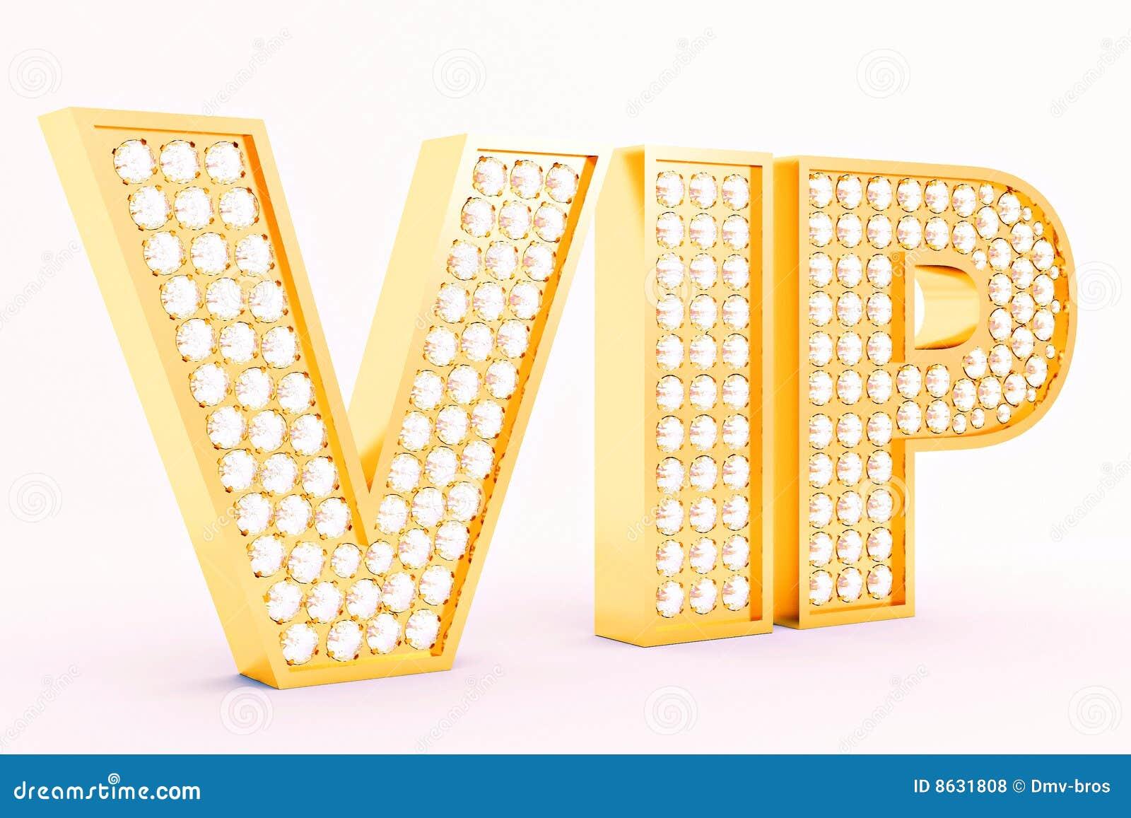 Vip Royalty Free Stock Photos Image 8631808
