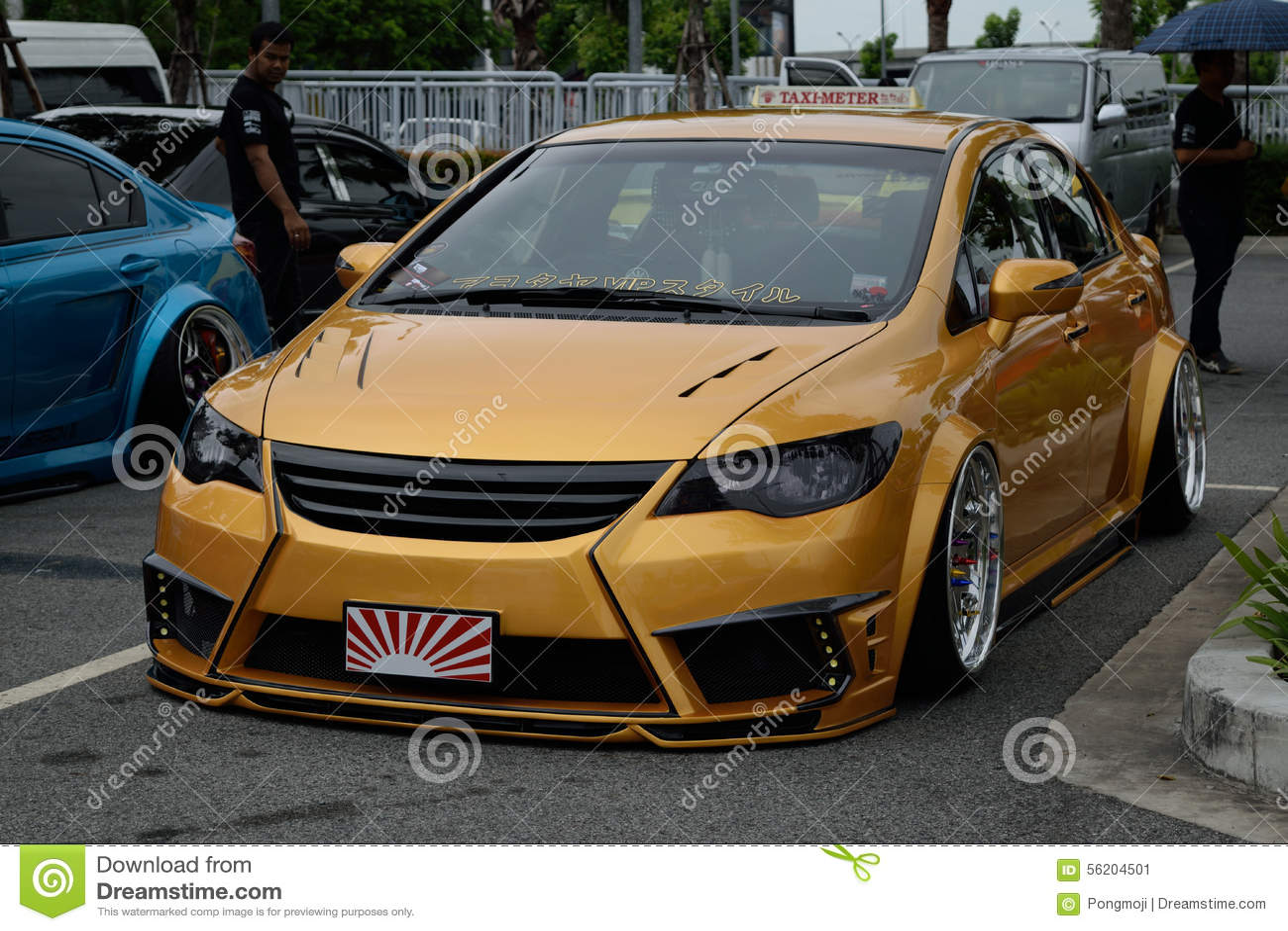 VIP Car In VIP Style
