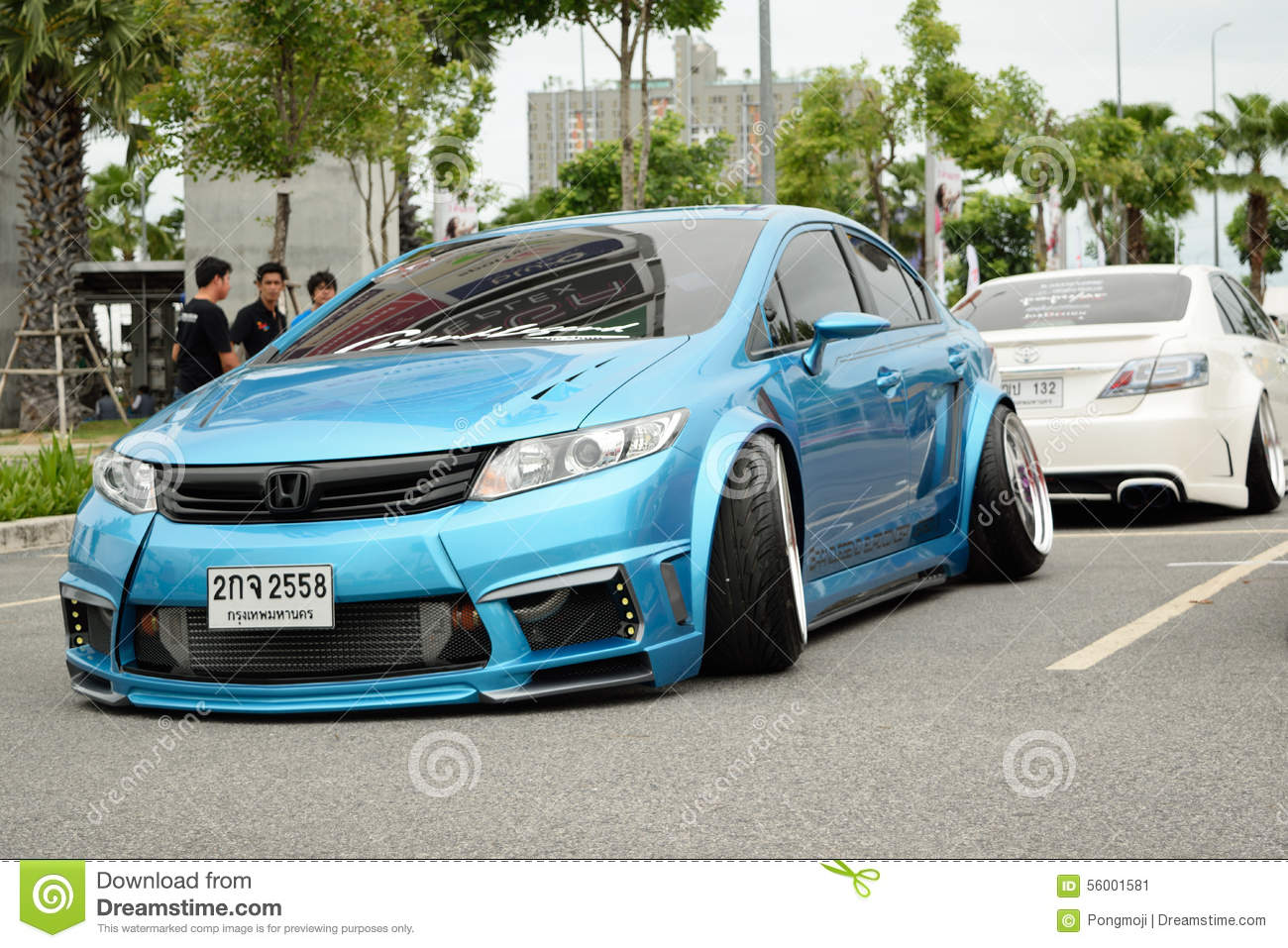 Vip Car In Vip Style Mag Meeting No 1 Editorial Photo Image Of