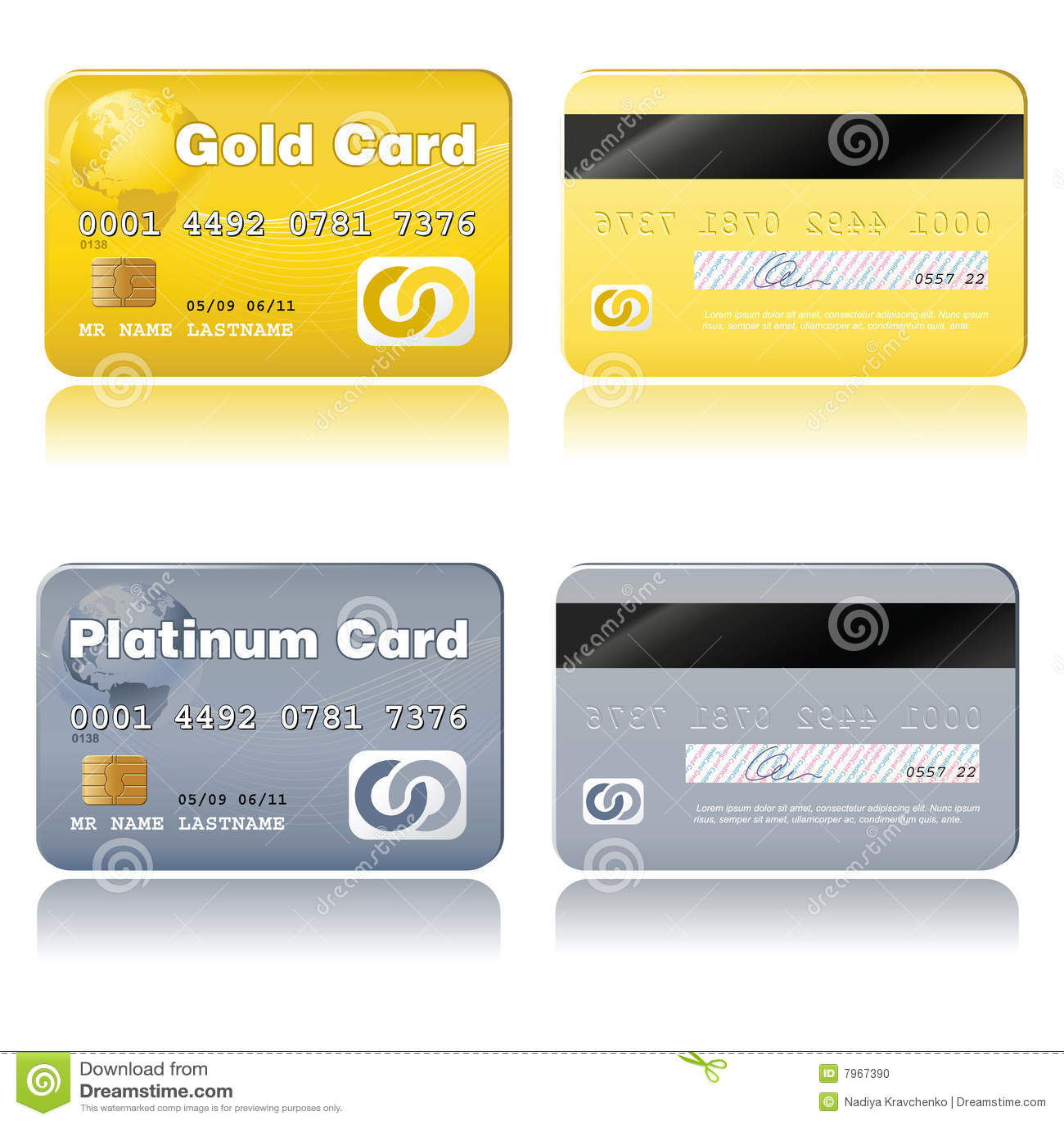 48d6ad881eb6e Vip cards stock vector. Illustration of plastic