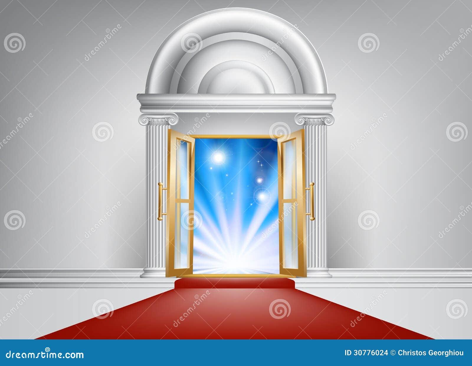 Vip Door Stock Images Image 30776024