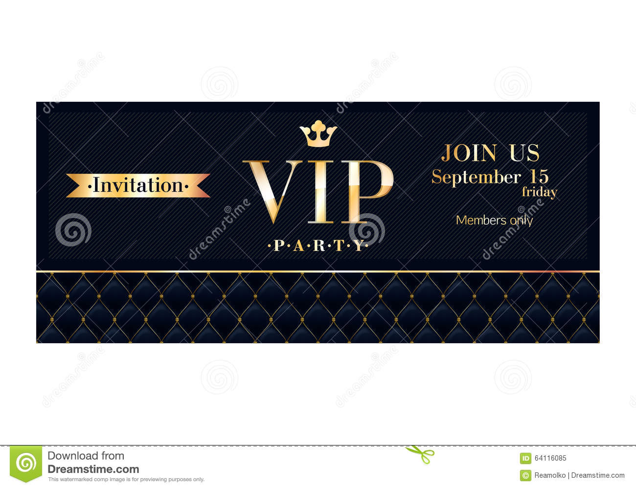 vip ticket invitation template | pro-thai.tk