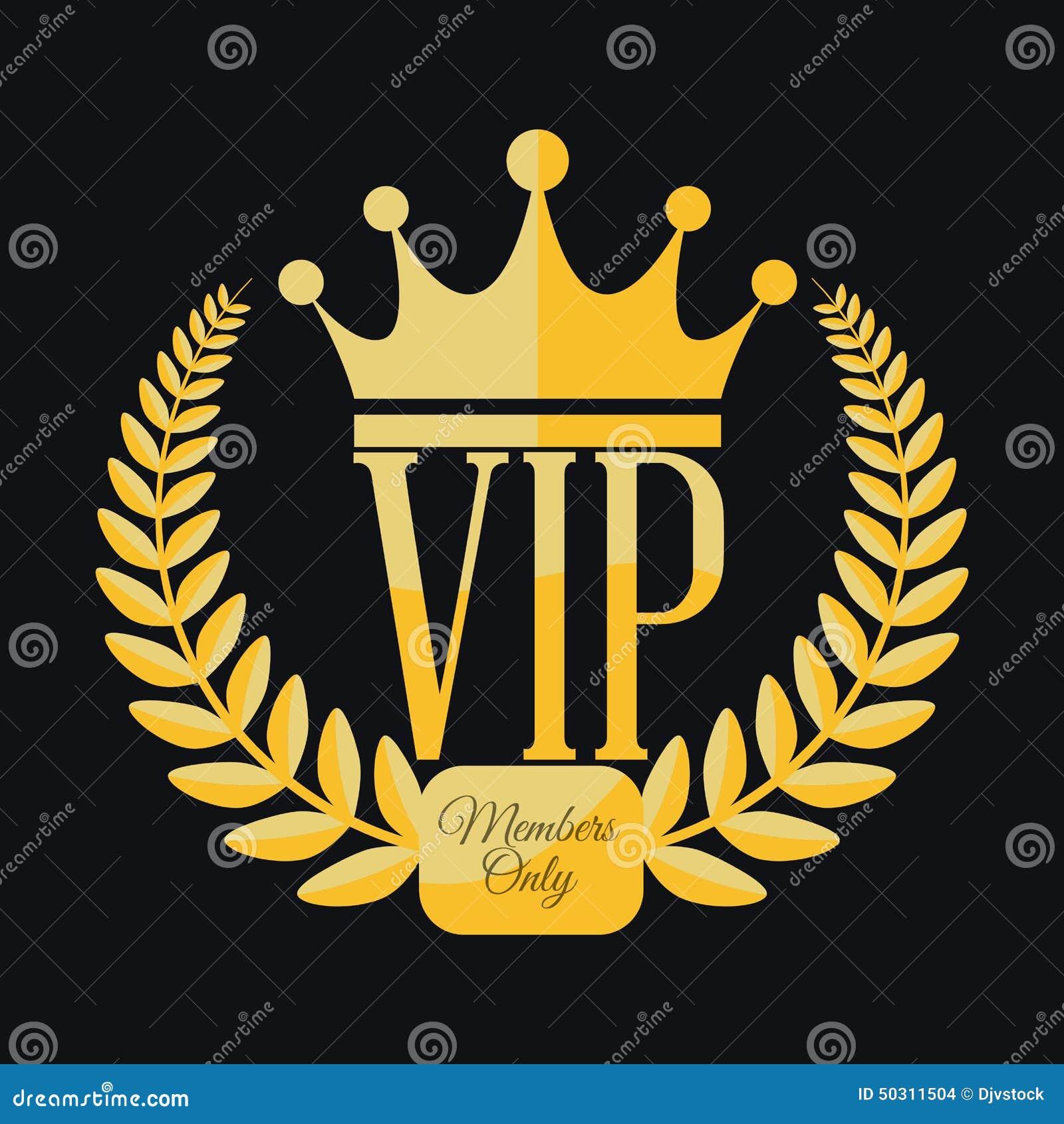 Vip Card Design Vector Free Download